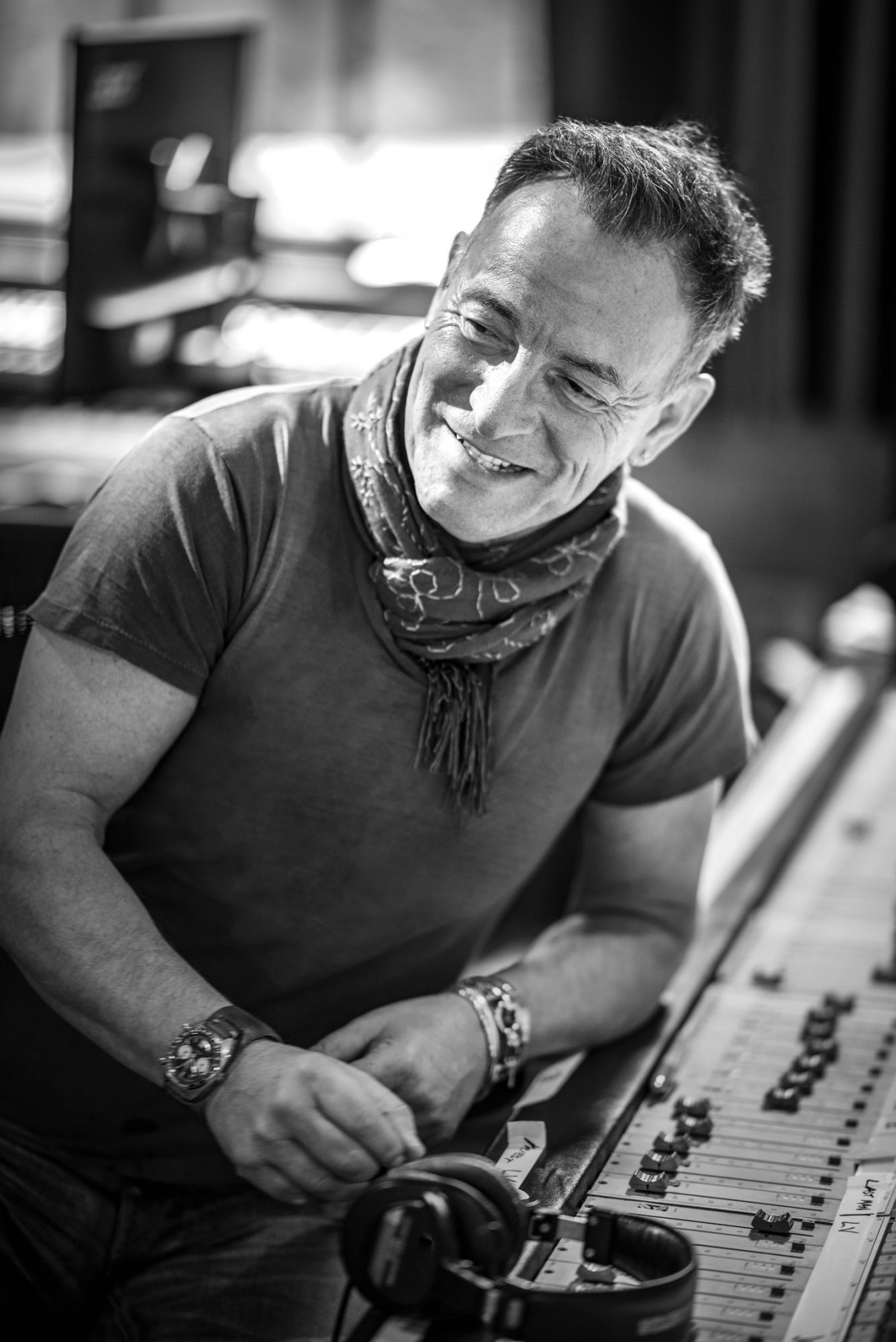 """Bruce Springsteen in """"Bruce Springsteen's Letter to You"""""""