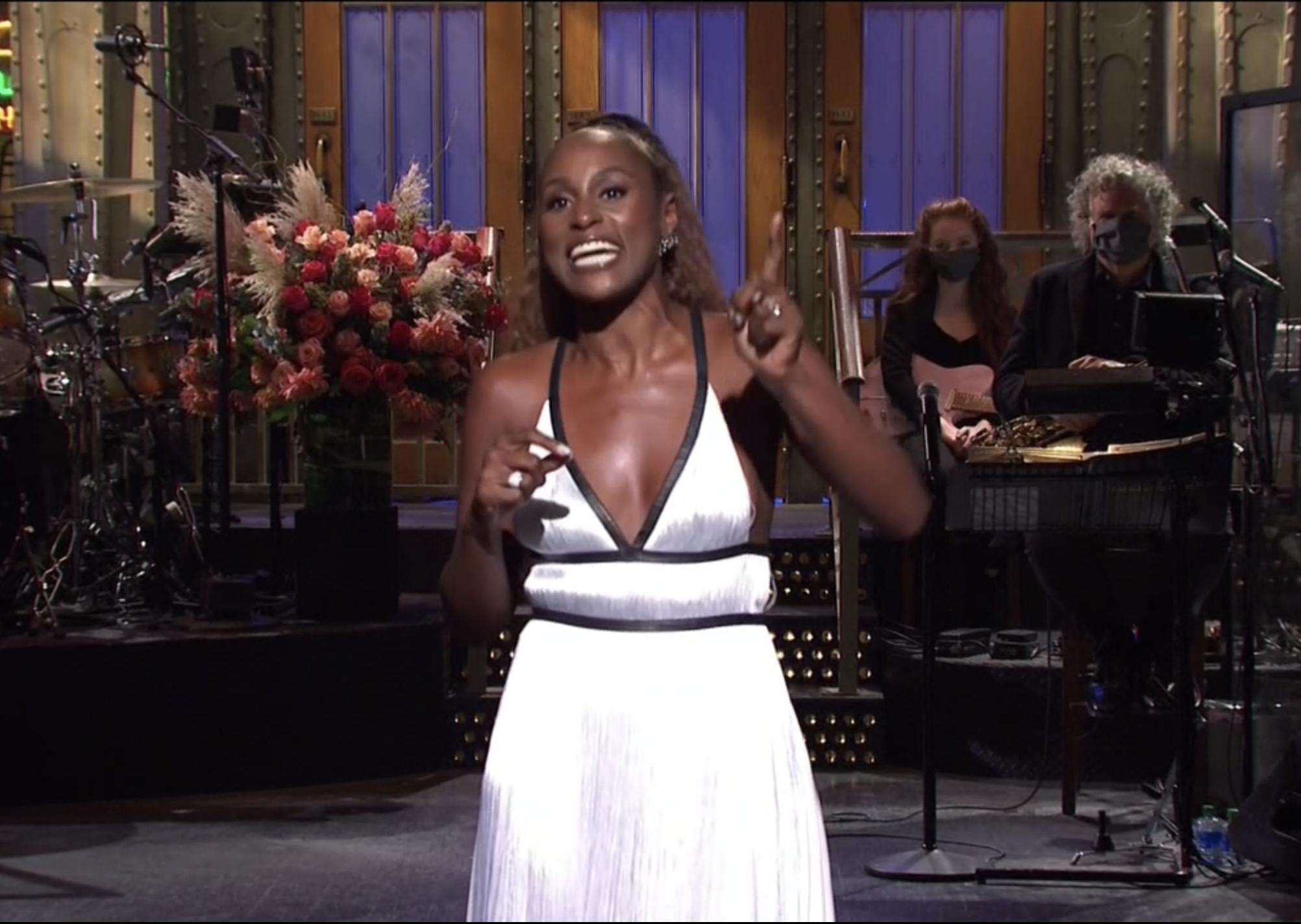 Issa Rae hosting 'SNL'