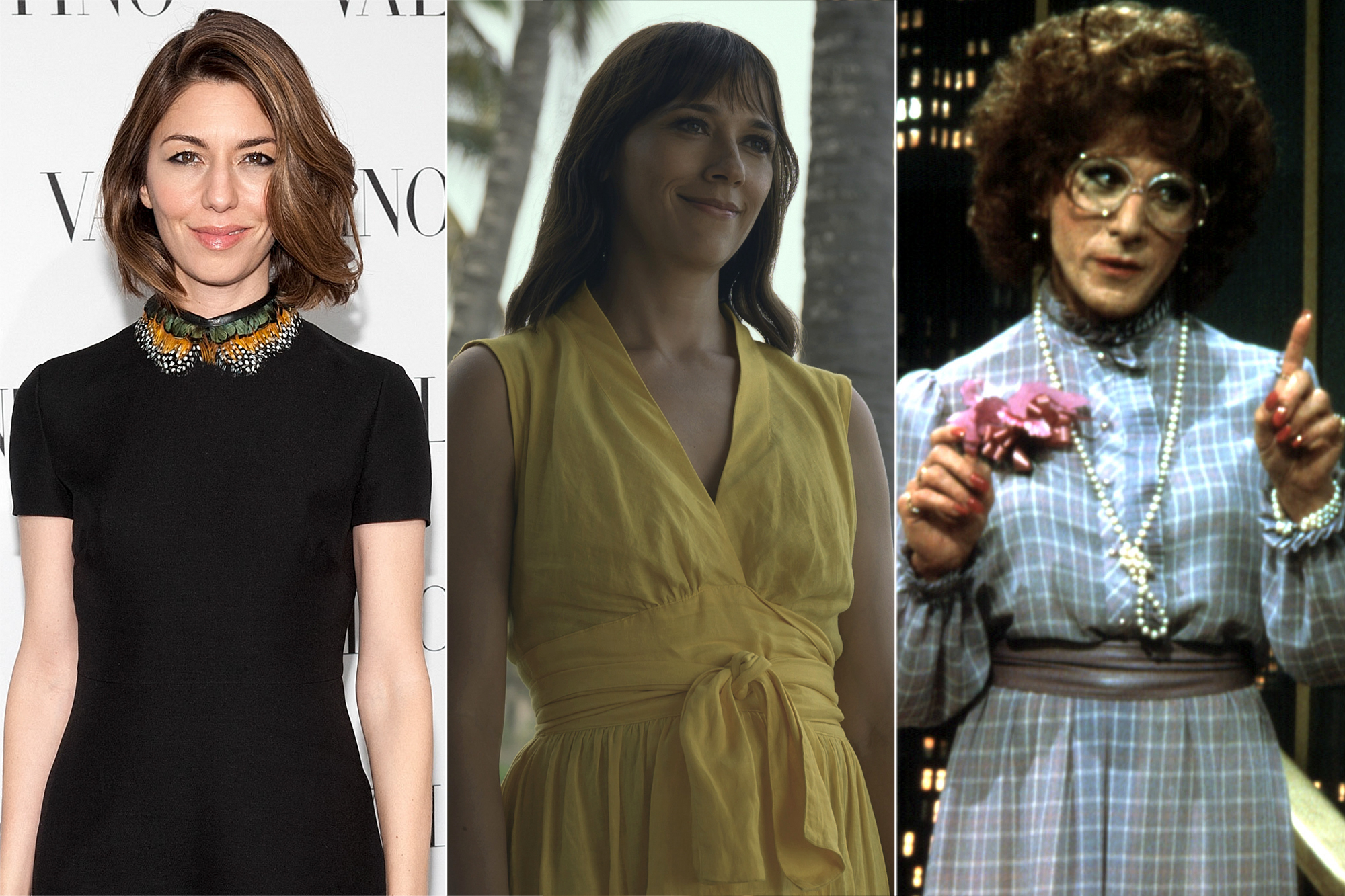Sofia Coppola, Rashida Jones, TOOTSIE