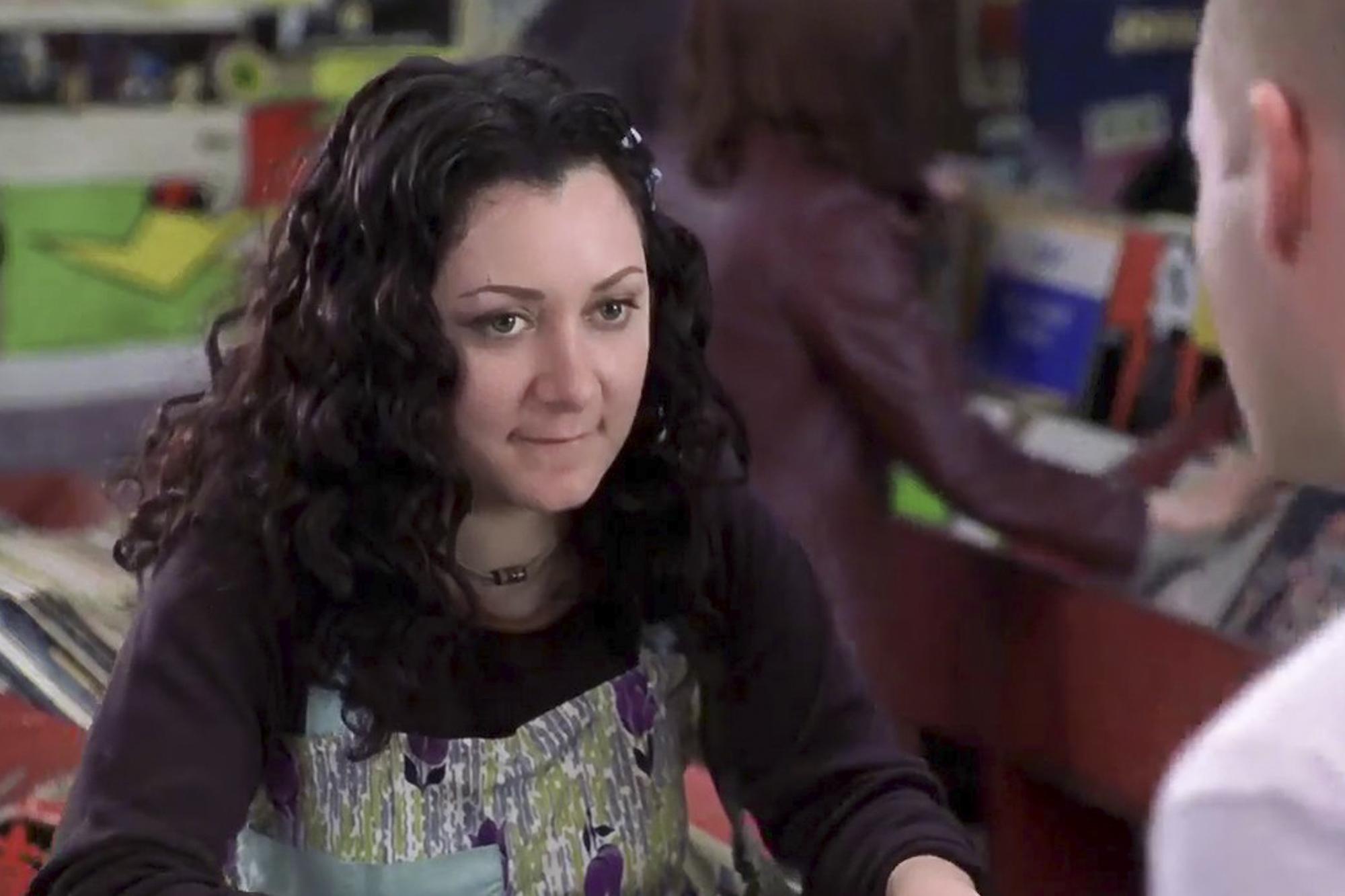Sara Gilbert Role Call