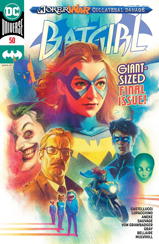 Batgirl #50