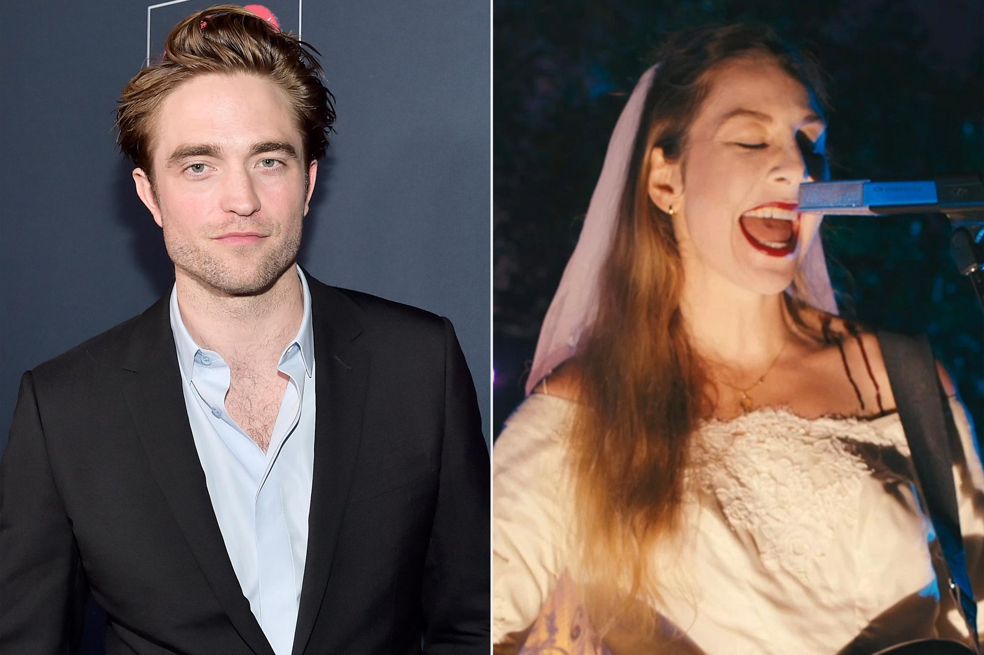 Robert Pattinson; Haim