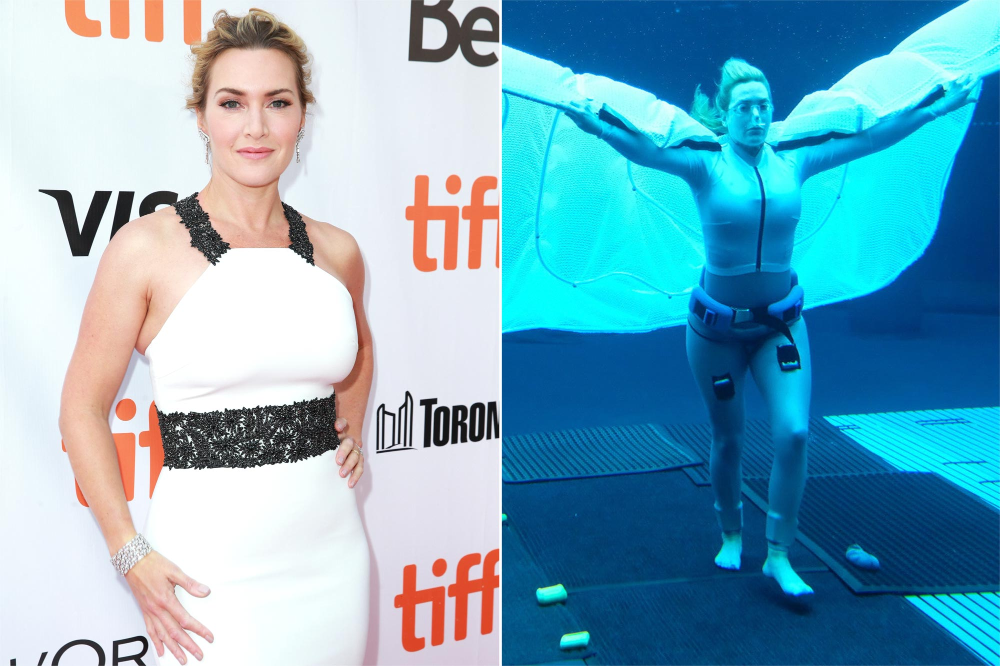 Kate Winslet, Avatar