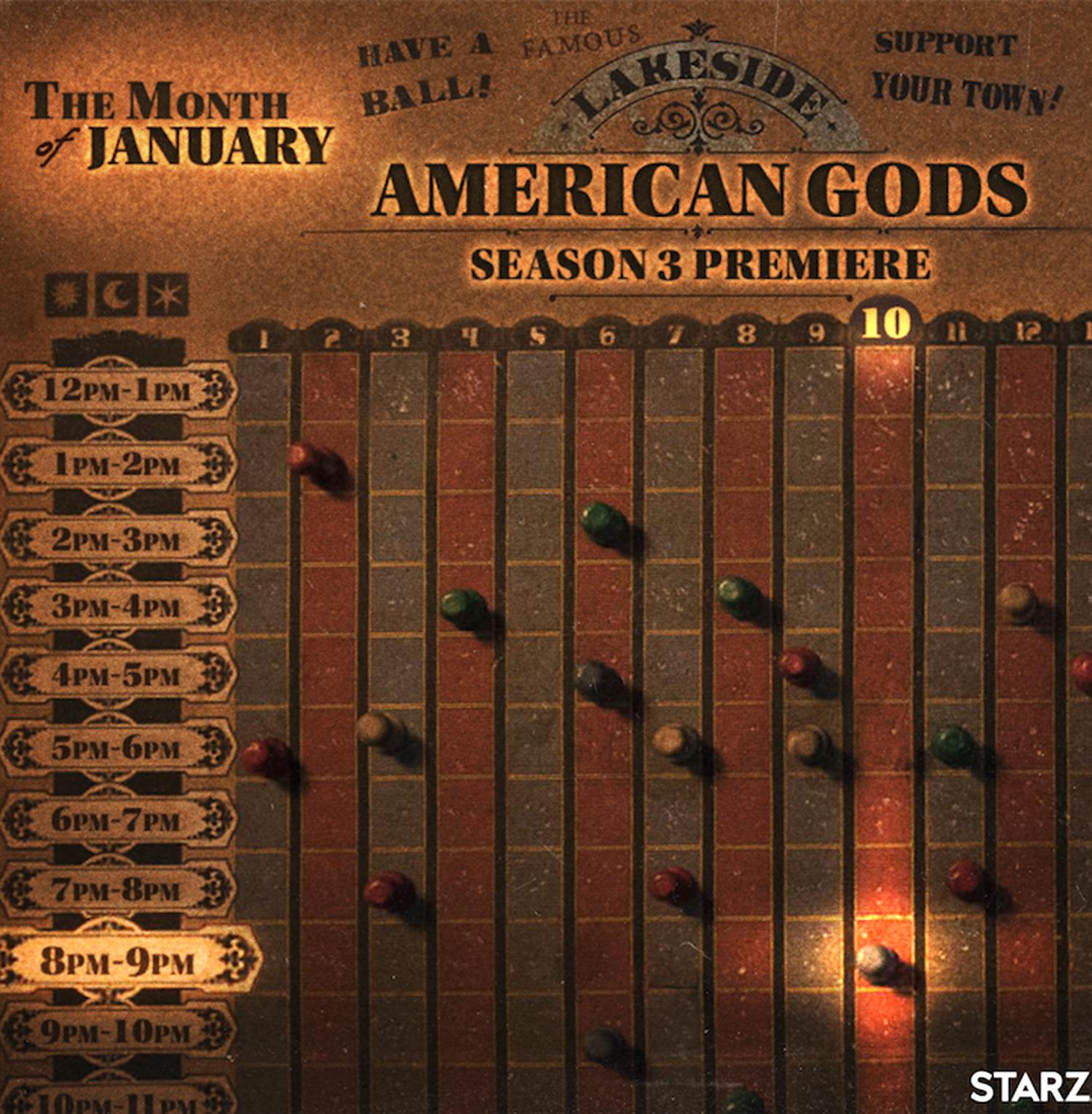 American Gods Season 3 2020