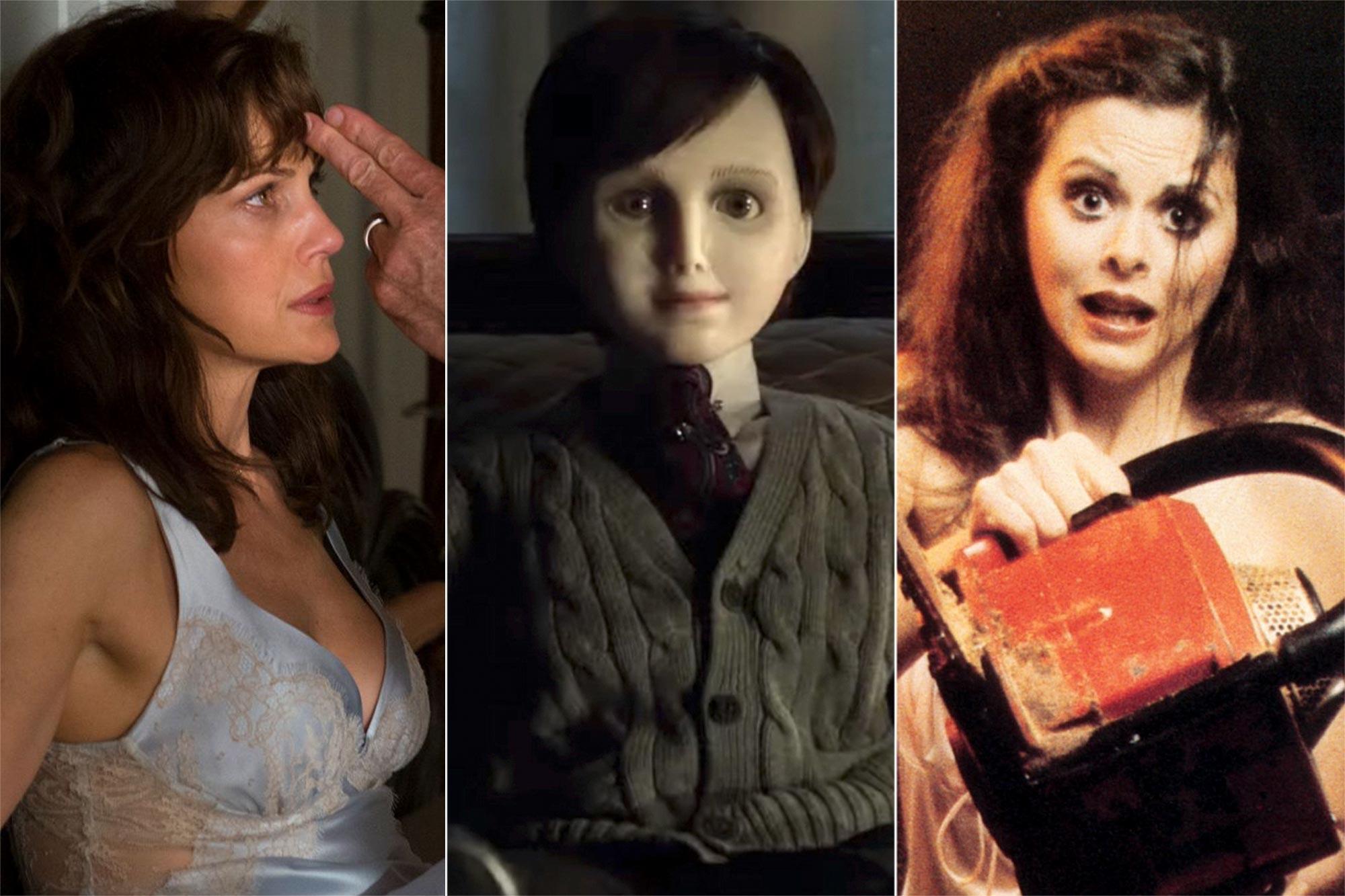 Scariest movies on Netflix