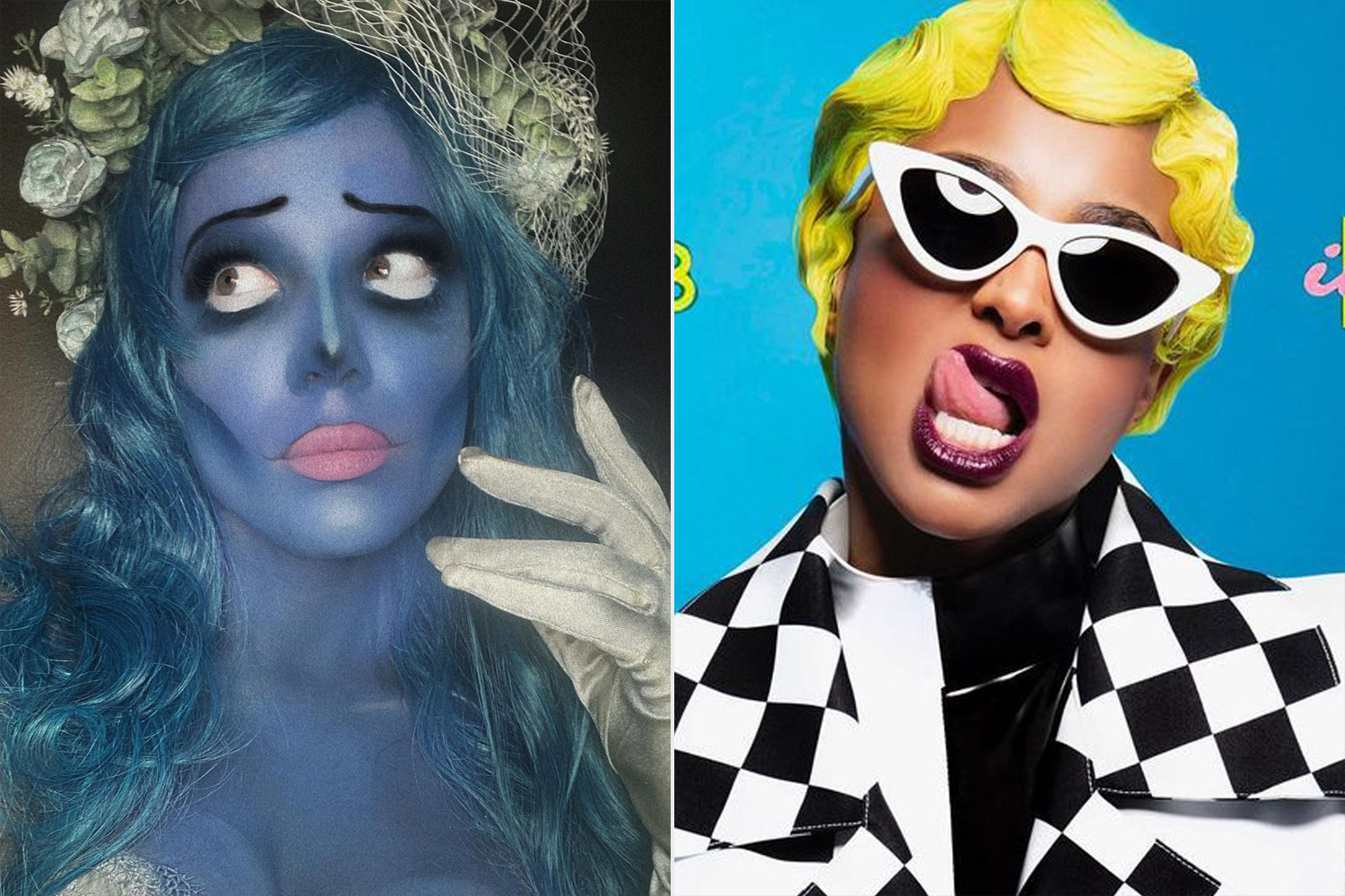 Gallery: The Best Celebrity Costumes of 2020