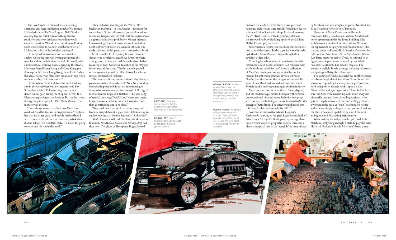 Ridley Scott A Retrospective By Ian Nathan
