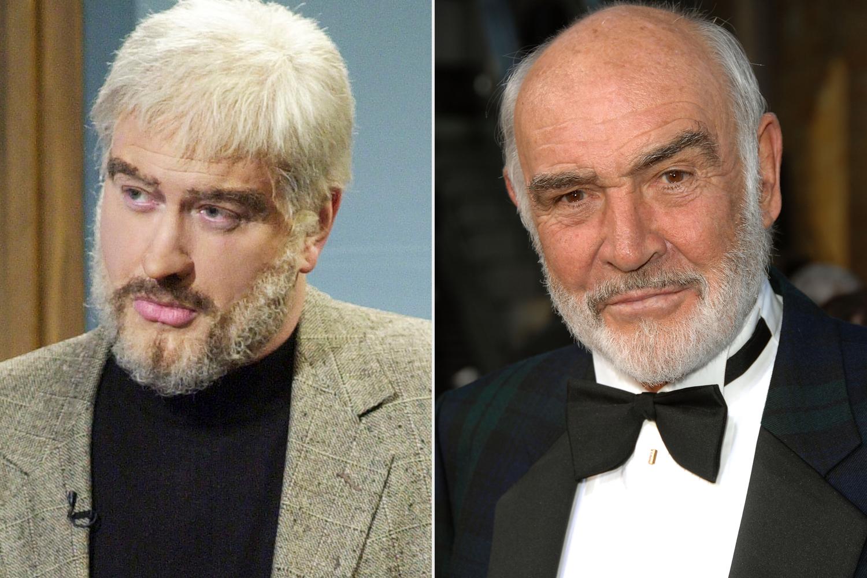 Darrell Hammond, Sean Connery