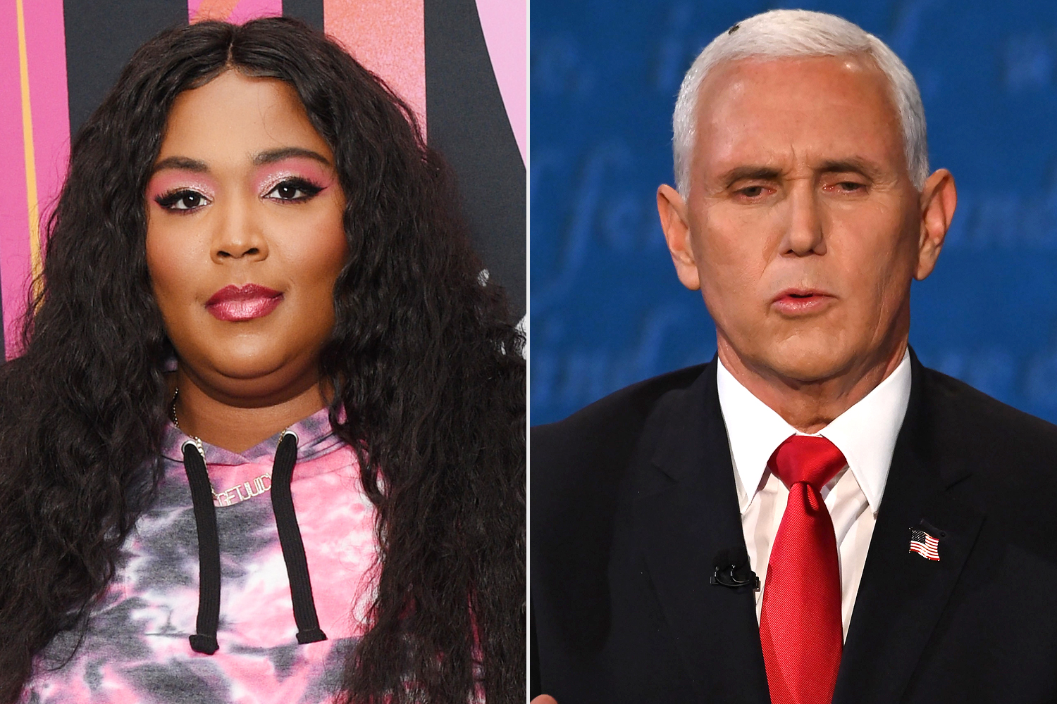 Lizzo Mike Pence
