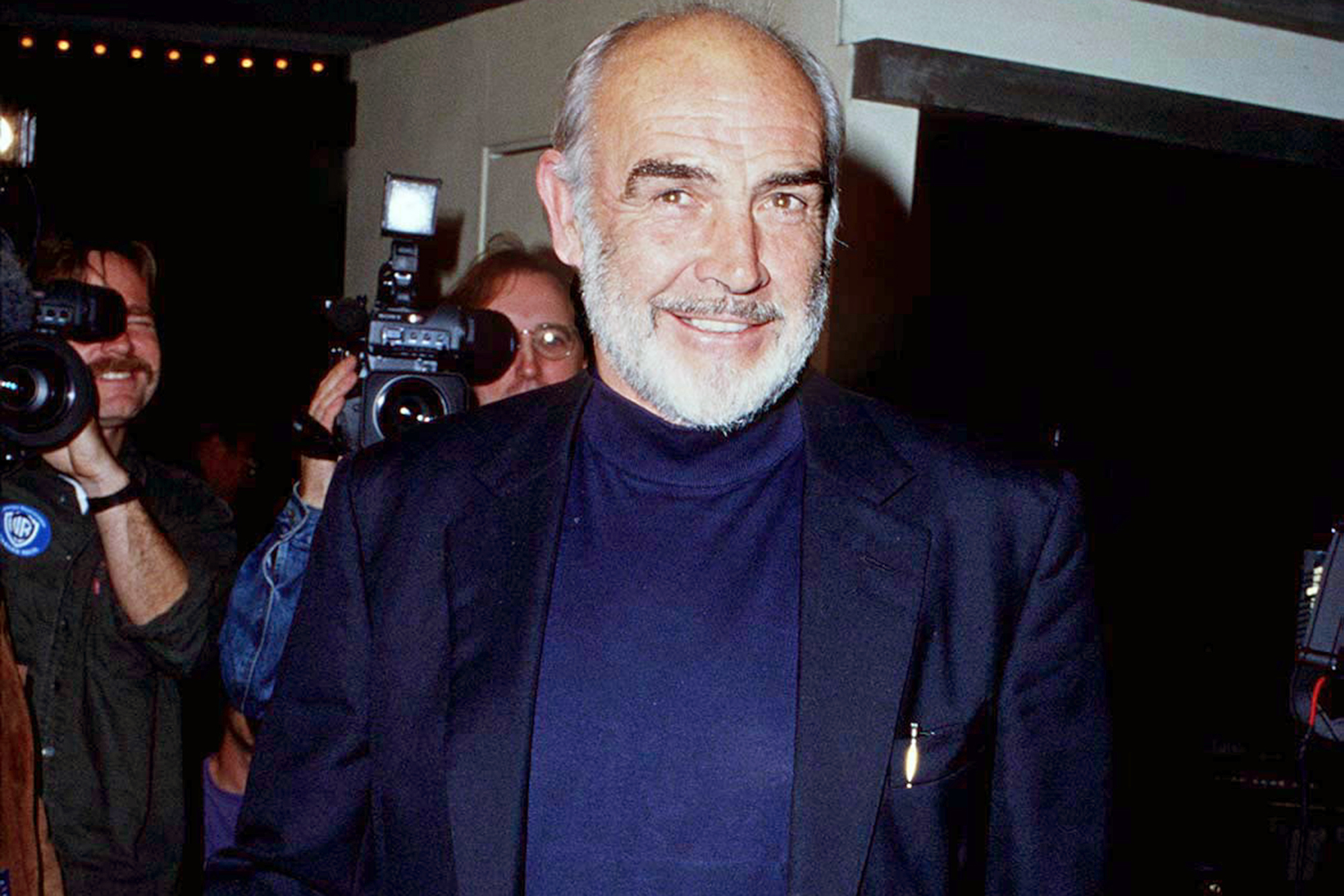 Ssean Connery