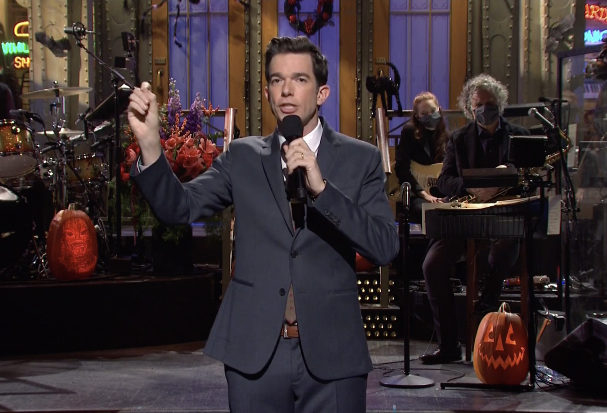John Mulaney hosts 'SNL'