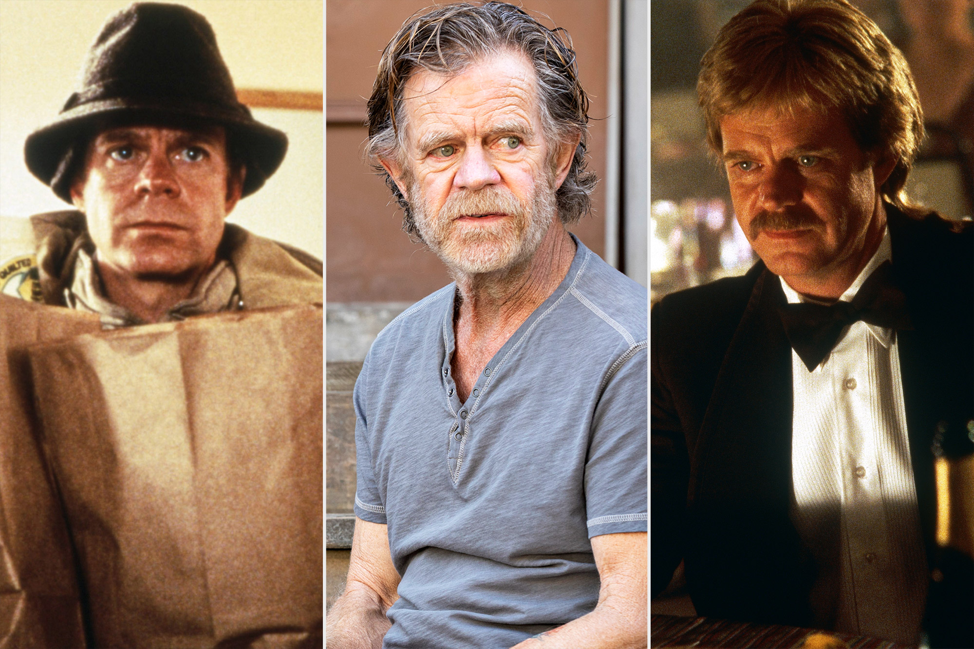 William H. Macy Role Call