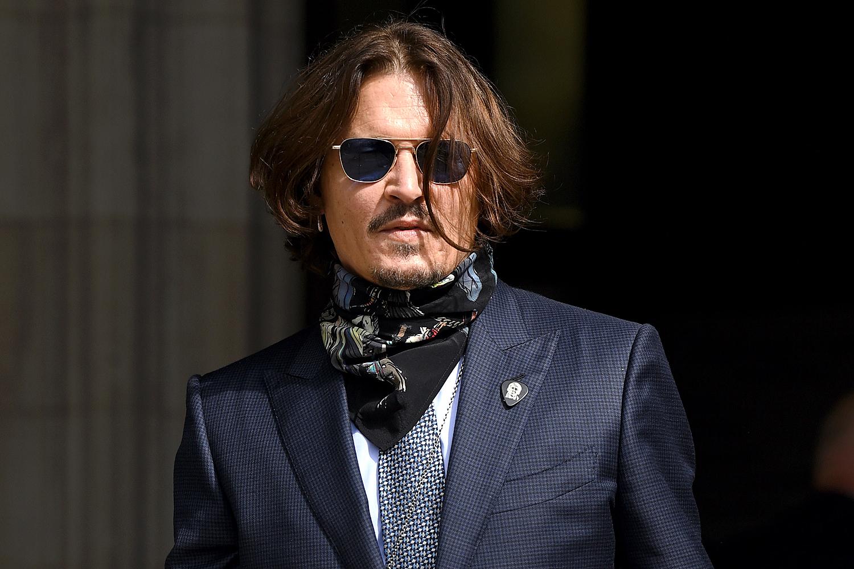 Johnny Depp Libel Trial