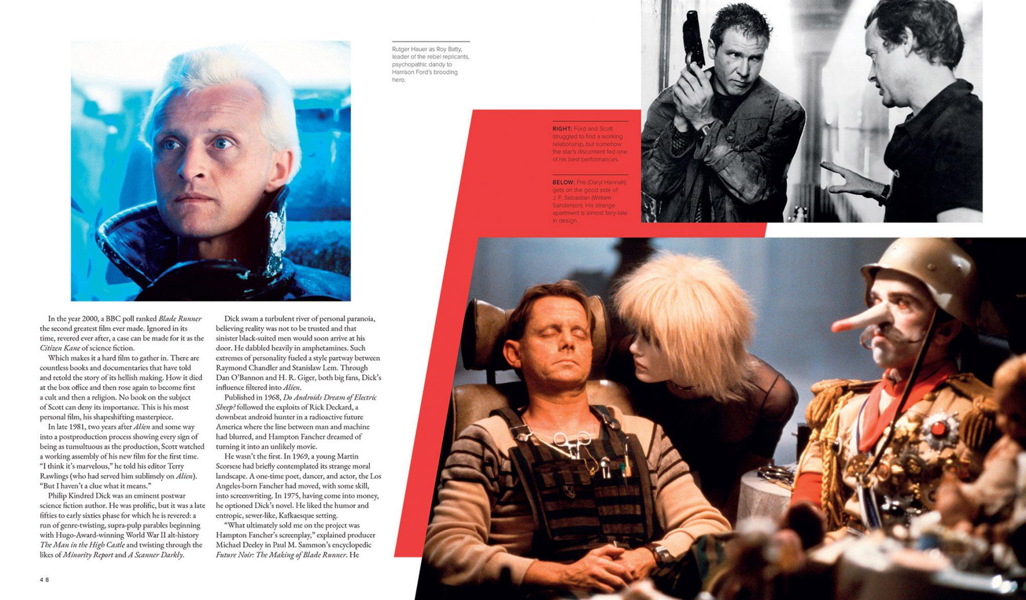 Ridleyville Ridley Scott A Retrospective By Ian Nathan