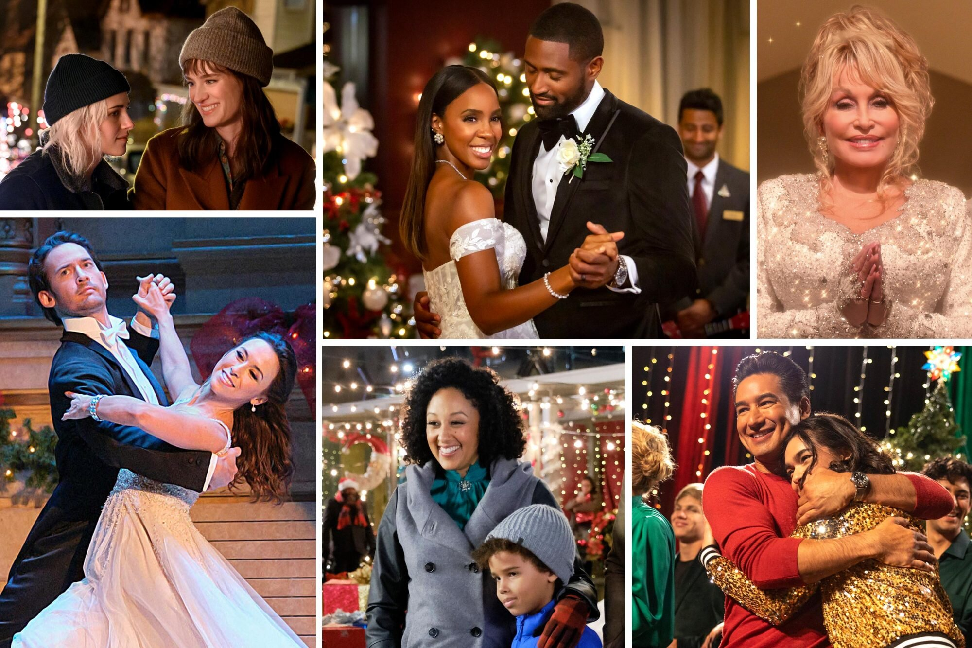 All the new Christmas movies on TV & streaming in 2020 | EW.com
