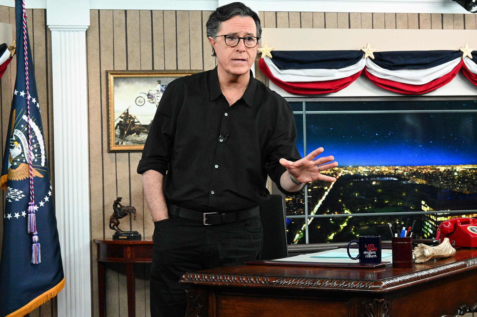 A Late Show with Stephen Colbert