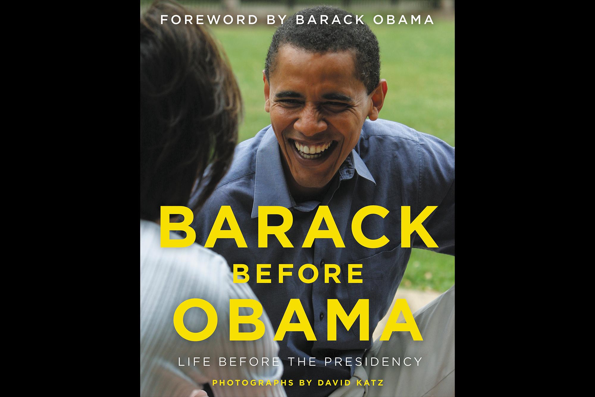 Barack Before Obama