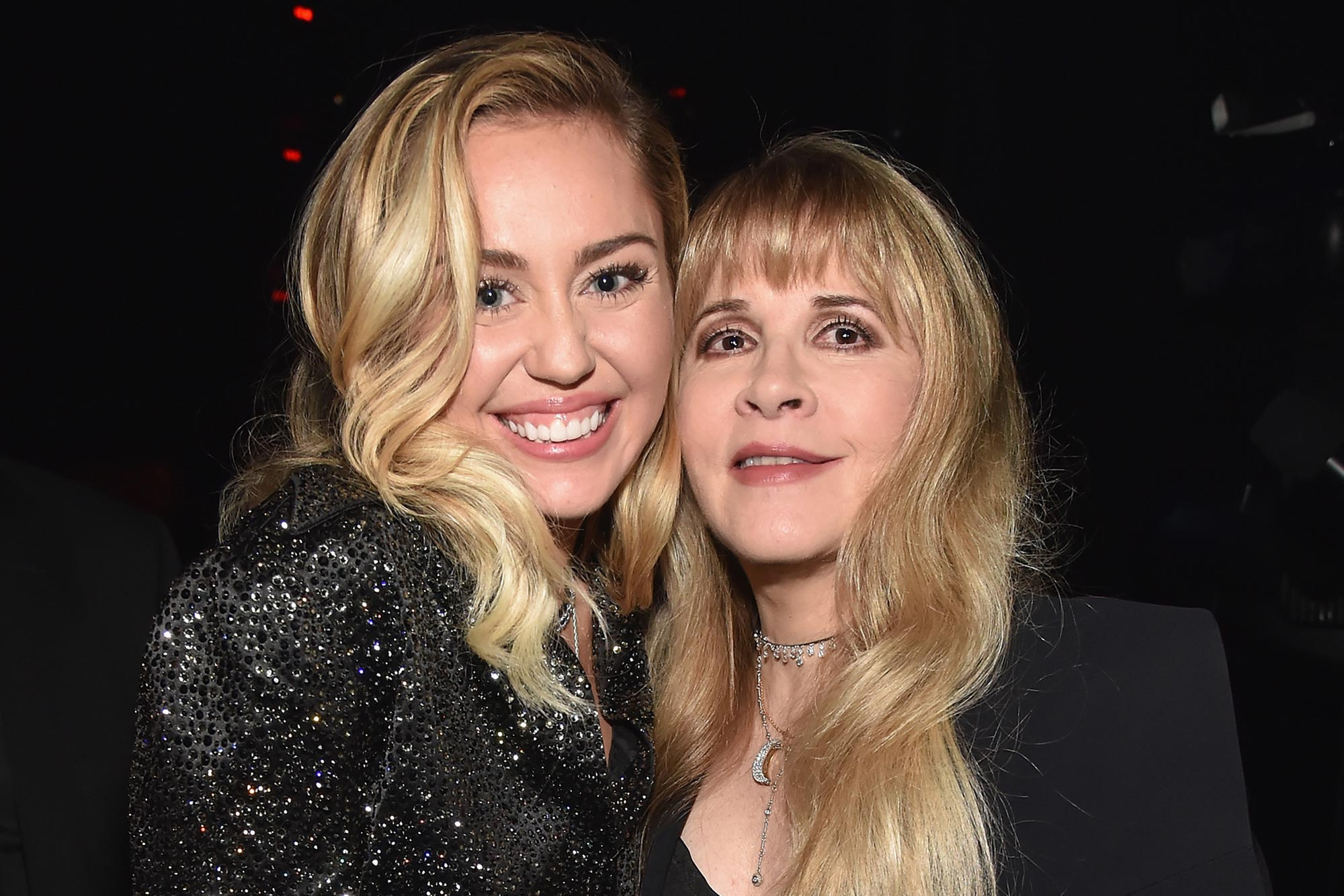 Miley Cyrus, Stevie Nicks drop new song 'Edge of Midnight' | EW.com