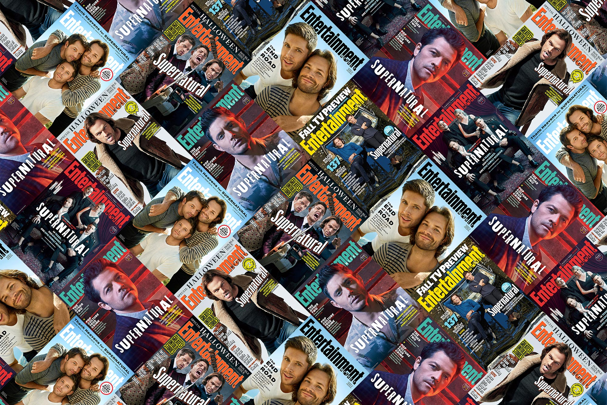Supernatural EW Covers