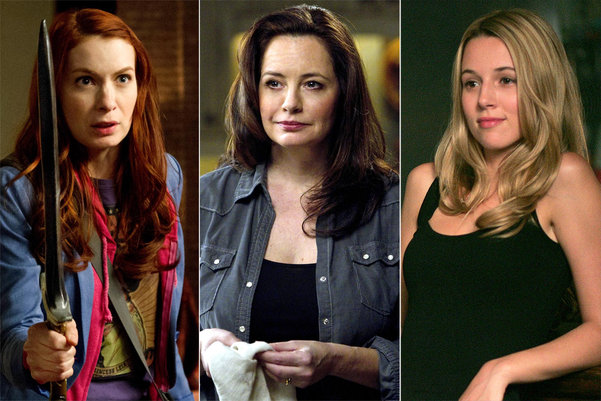 Supernatural Women
