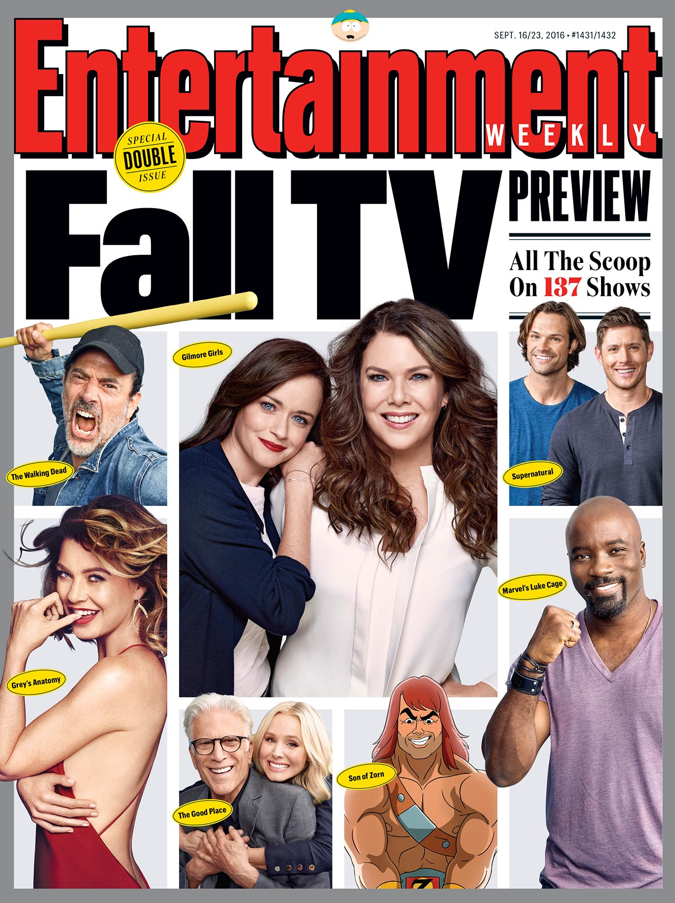 EW Supernatural Cover