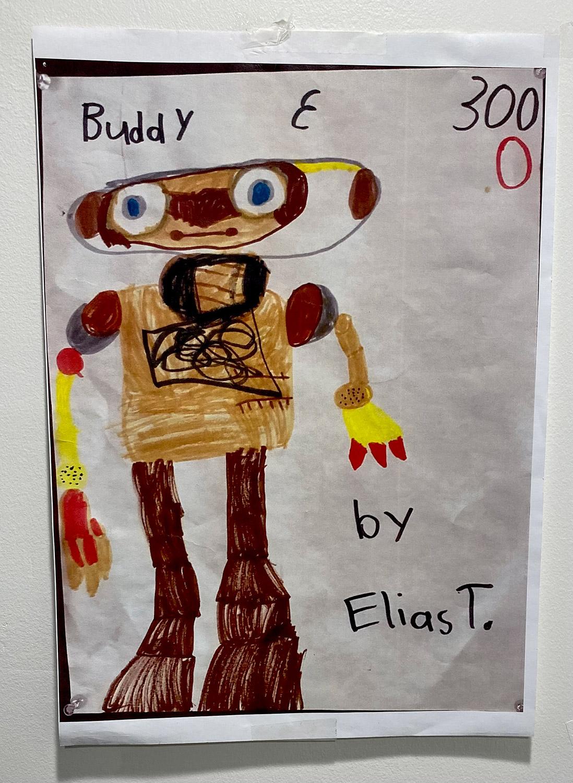 Buddy 3000
