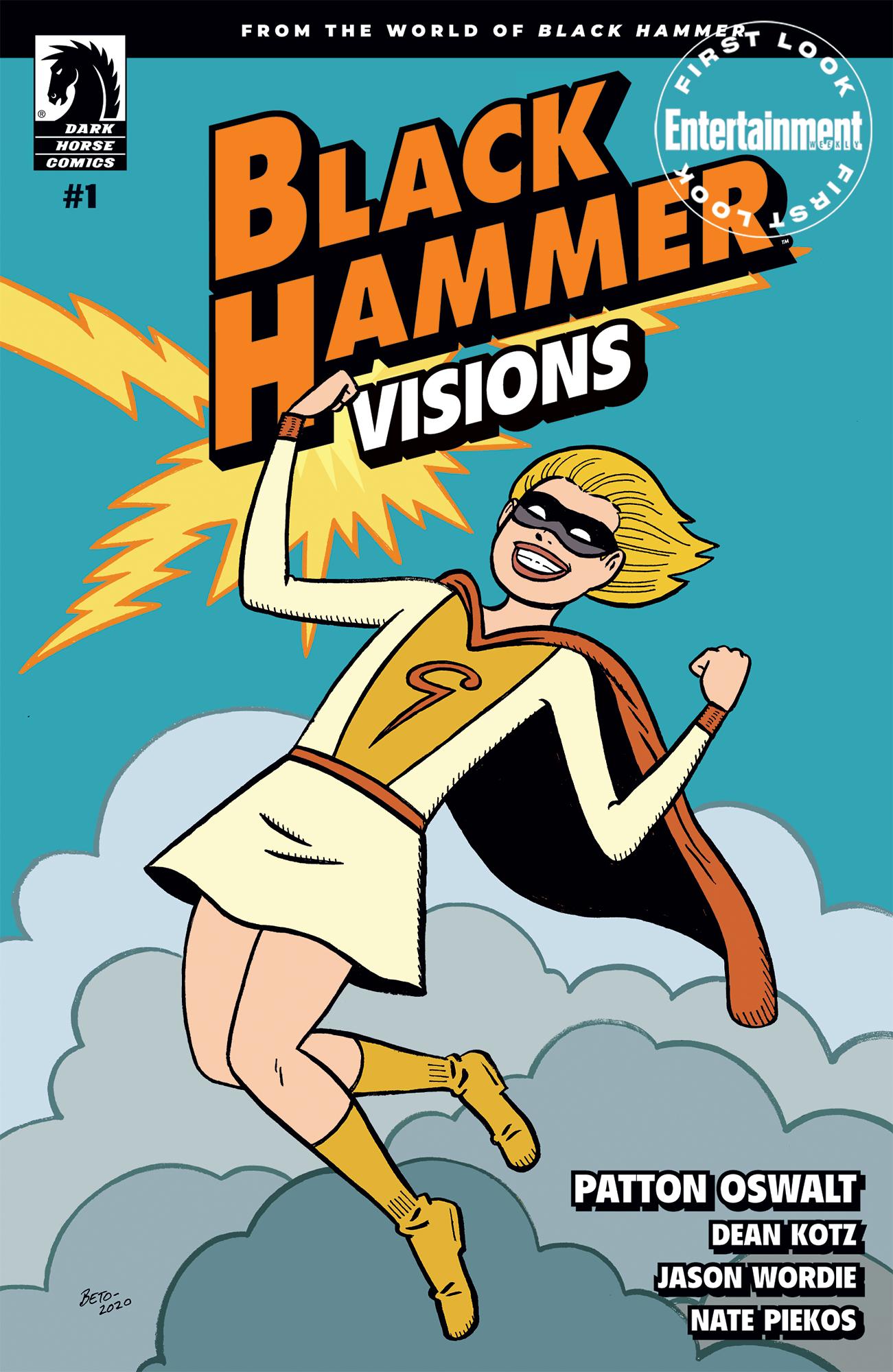 Black Hammer Visions