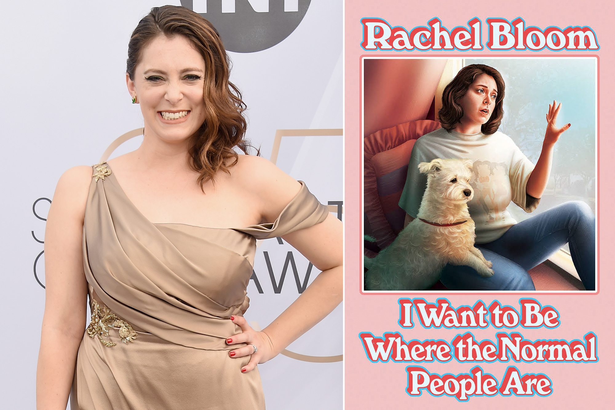 Rachel Bloom, I Want To Be Where The Normal People Are