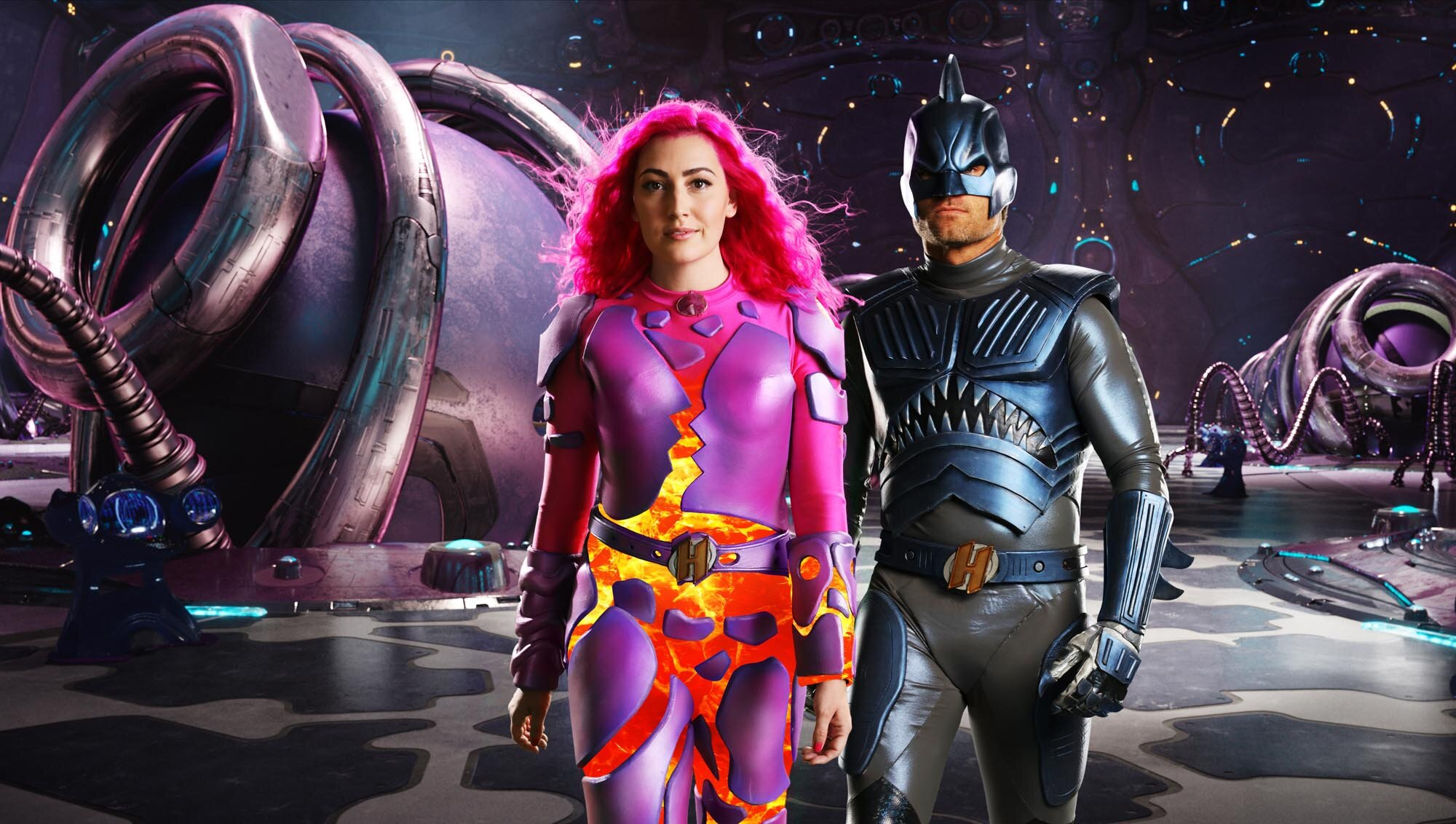 """Netflix's """"We Can Be Heroes"""": Shark Boy And Lava Girl Sequel"""