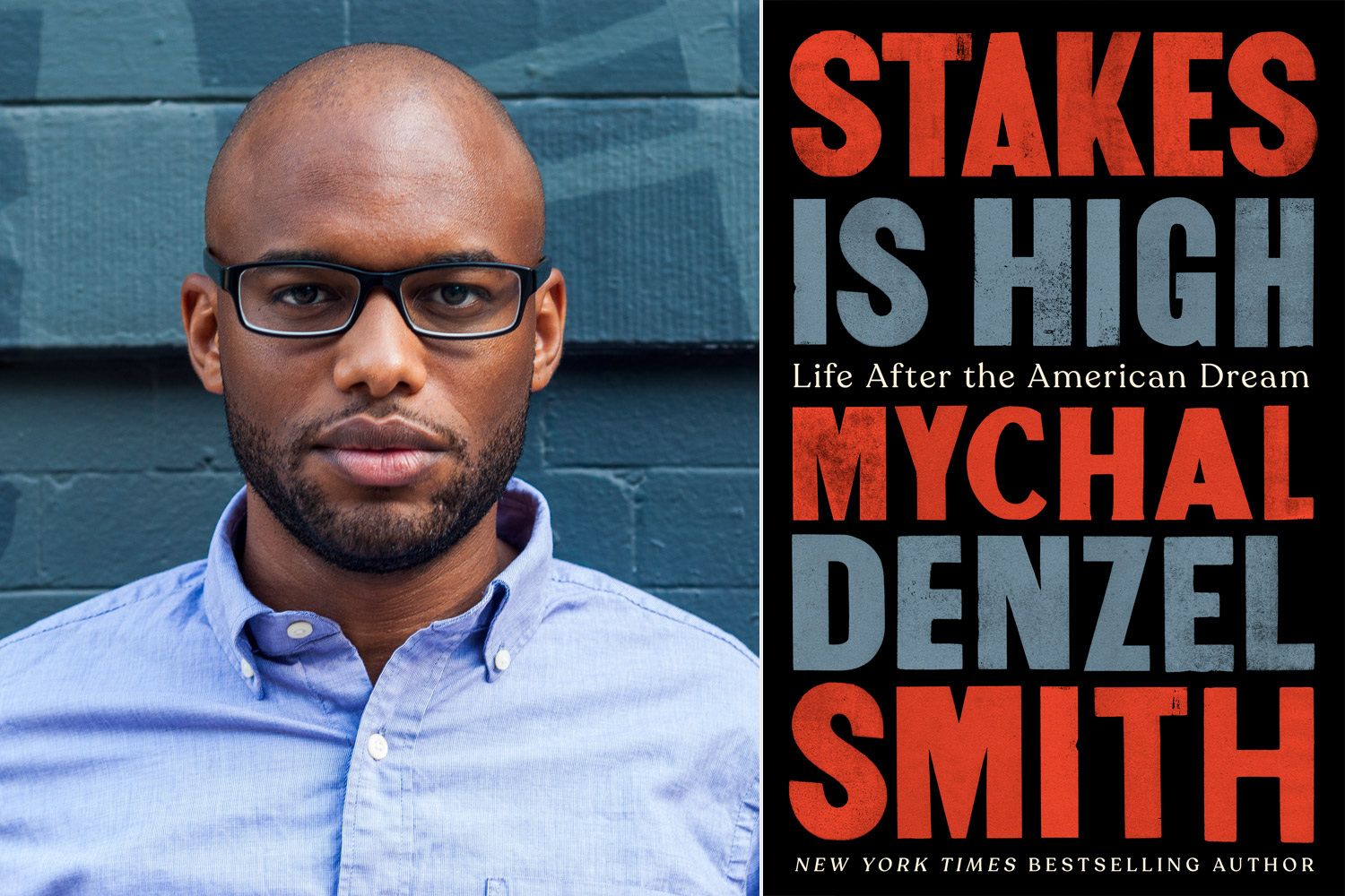 Mychal Denzel Smith Stakes Is High