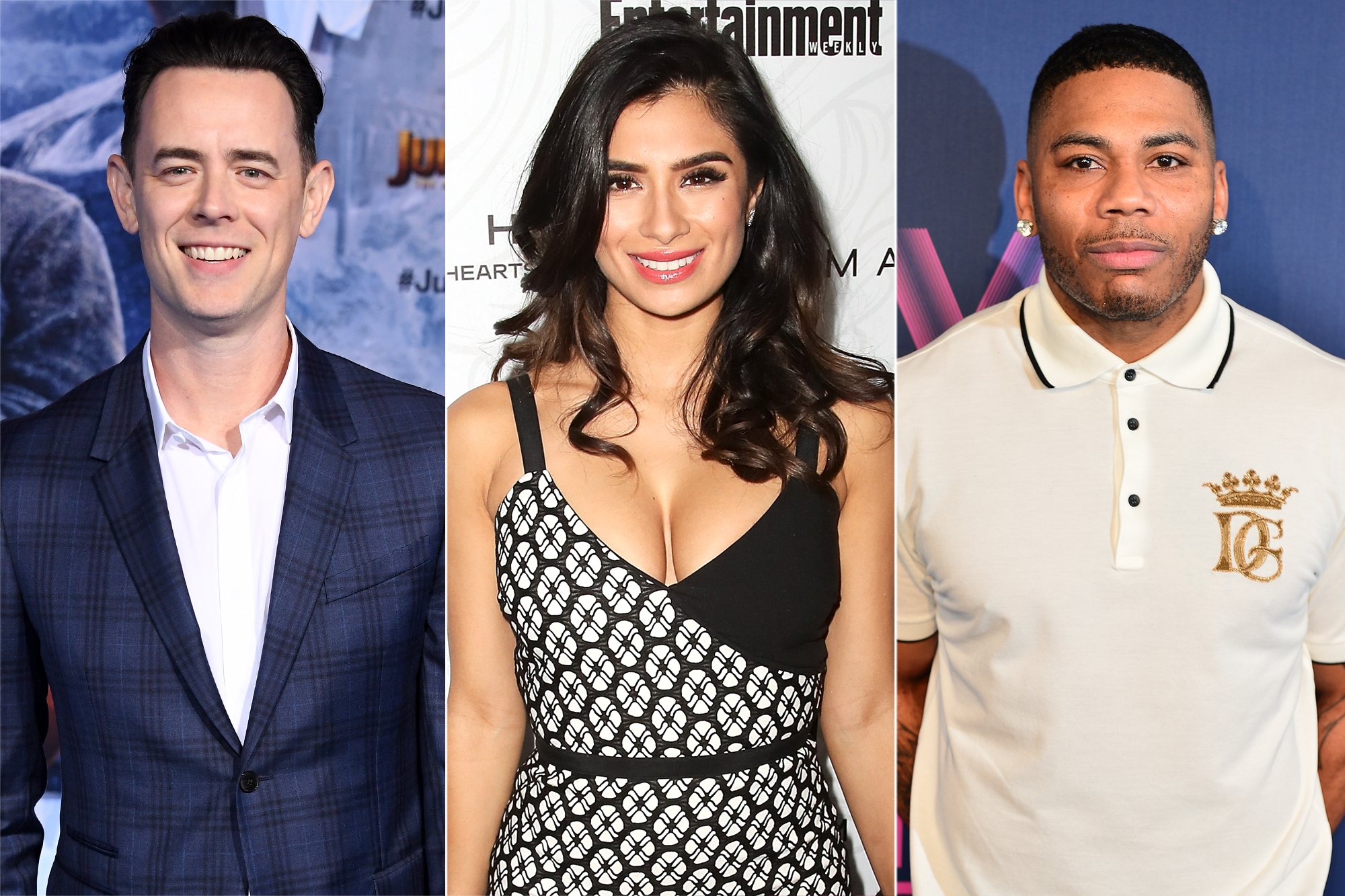 Colin Hanks, Diane Guerrero, Nelly