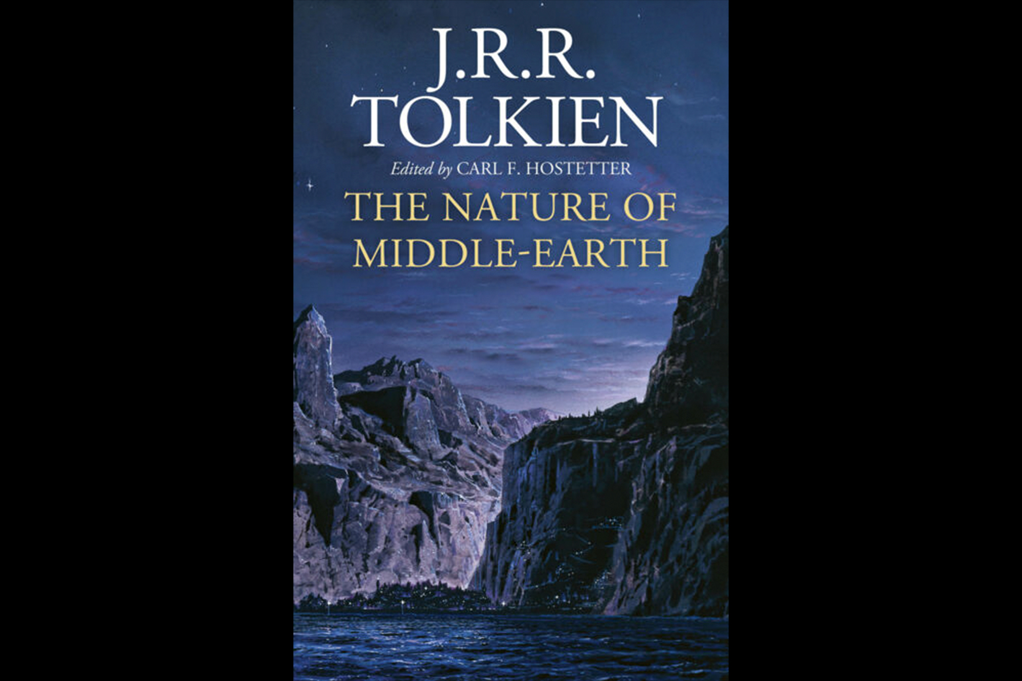 The Nature of Middle-Earth