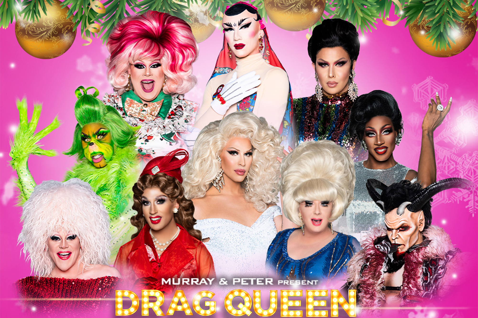Drag Queen Christmas