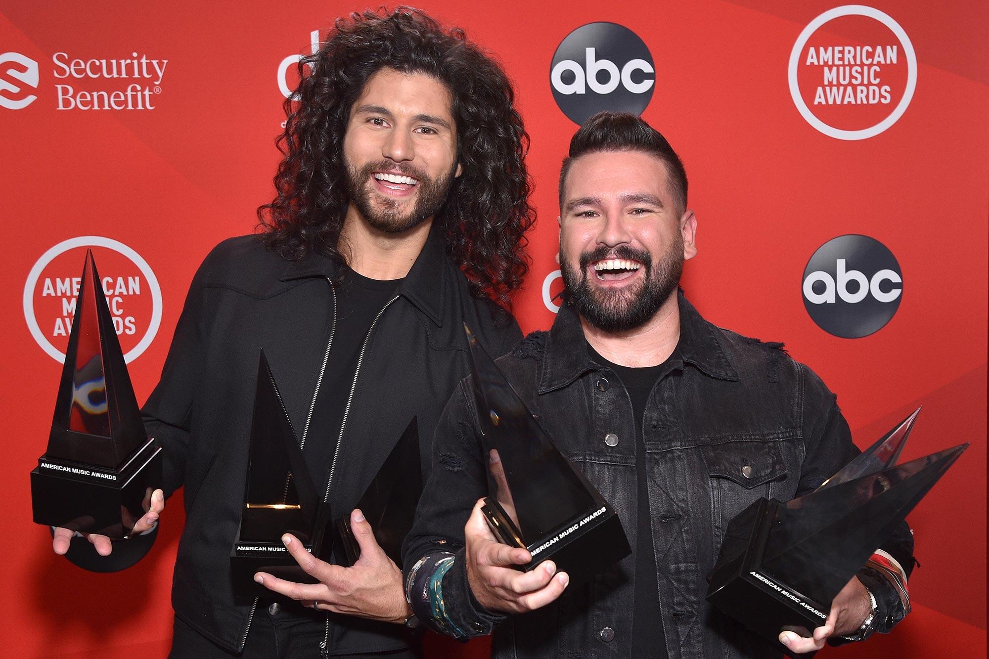 American Music Awards Winners List