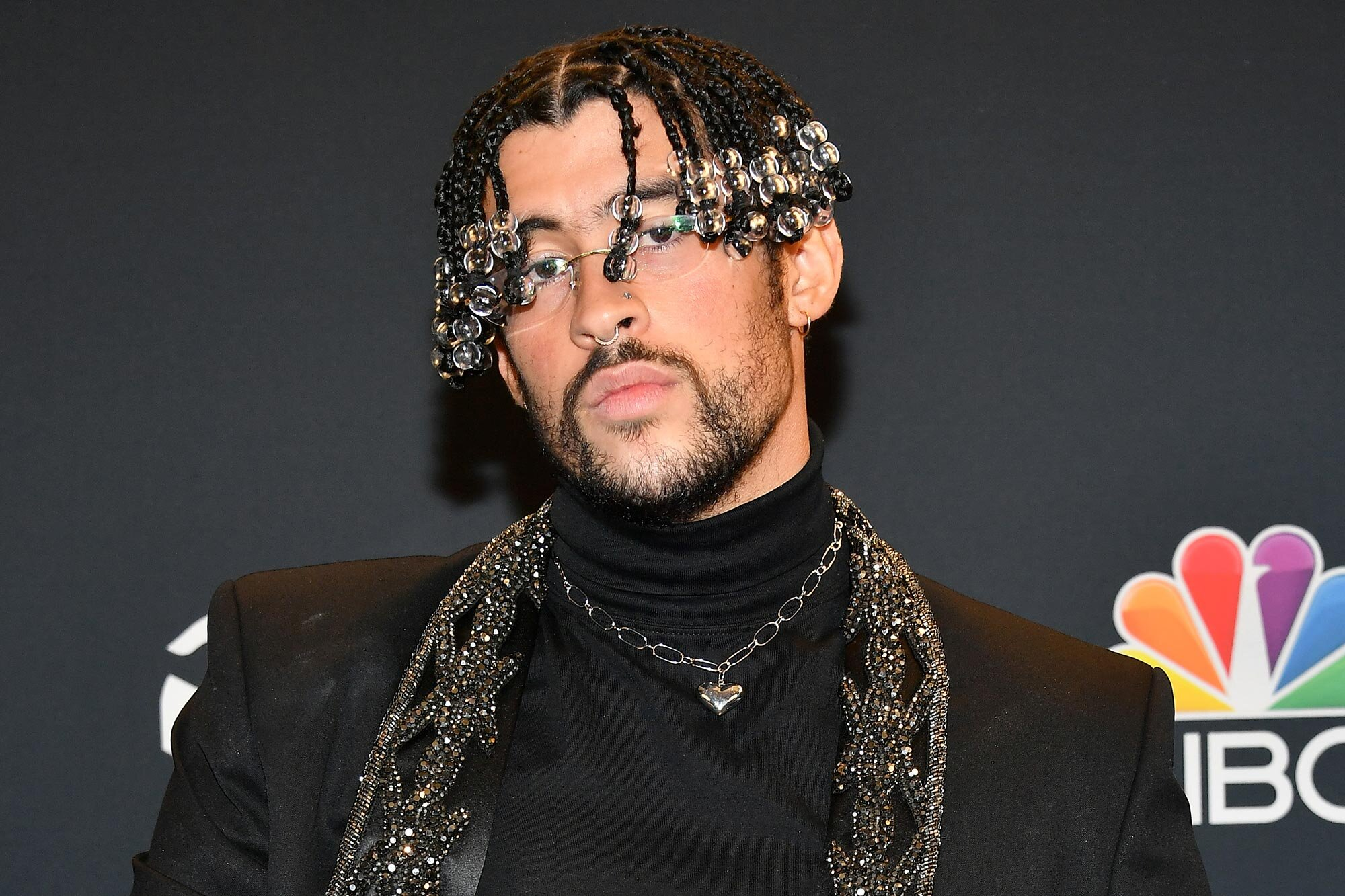 Bad Bunny Tests Positive For Covid 19 Not Showing Major Symptoms Ew Com