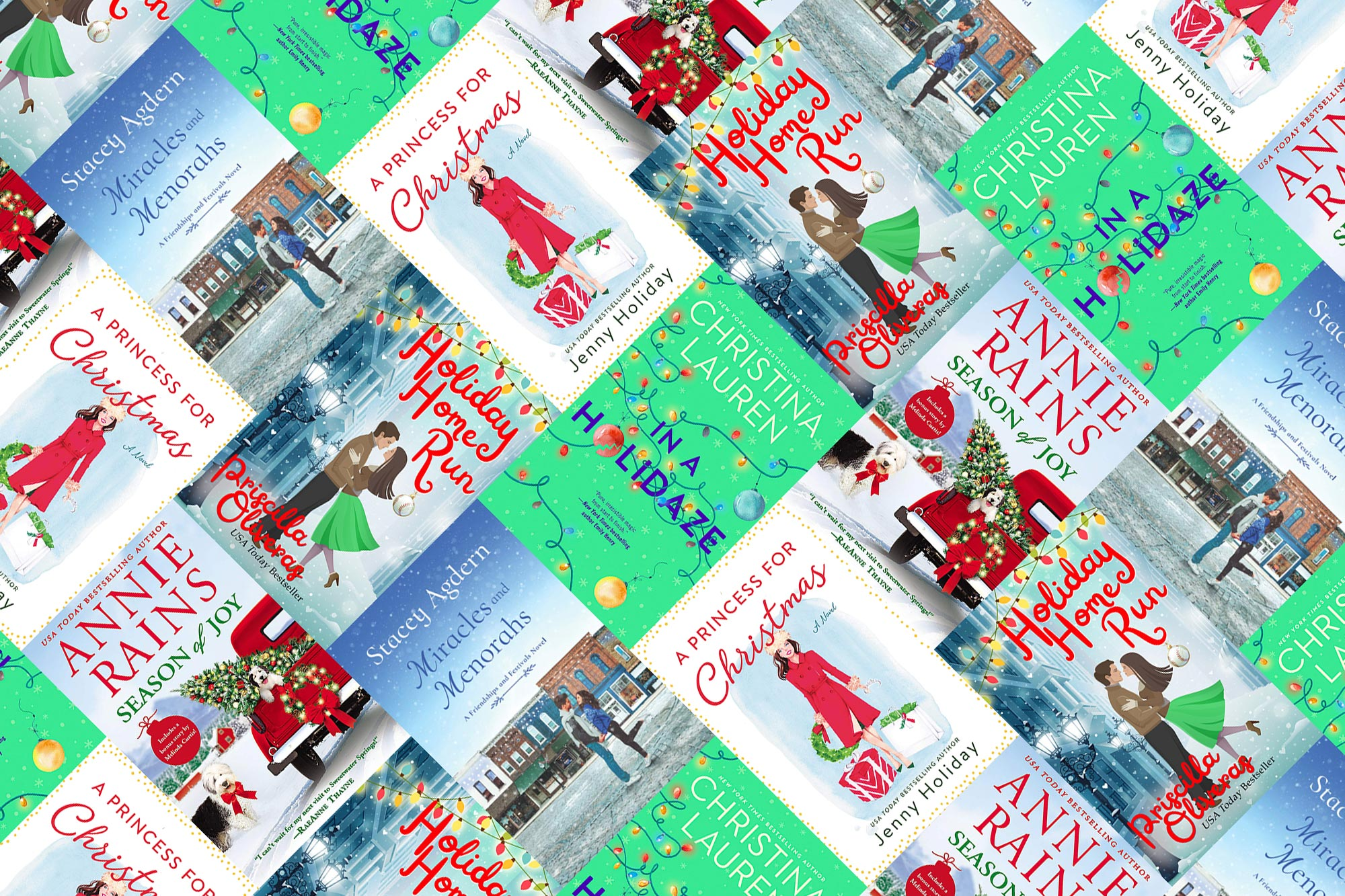 Holiday Romance Roundup