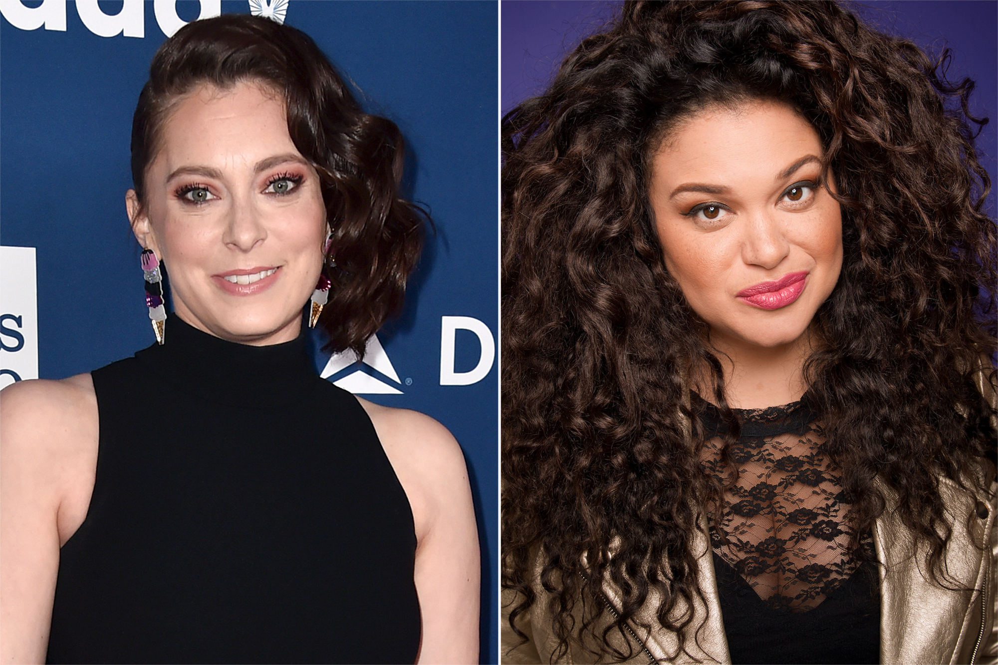 Rachel Bloom, Michelle Buteau
