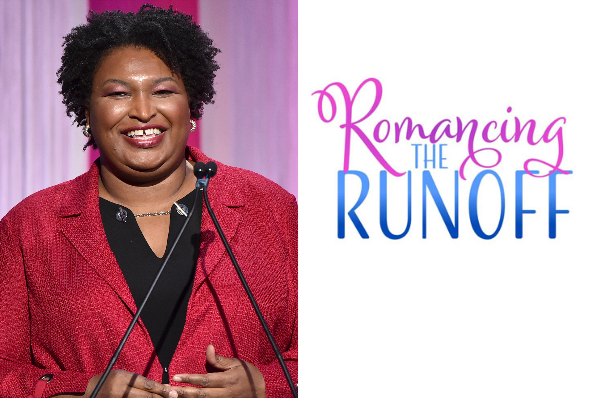 Stacey Abrams, Romancing The Runoff