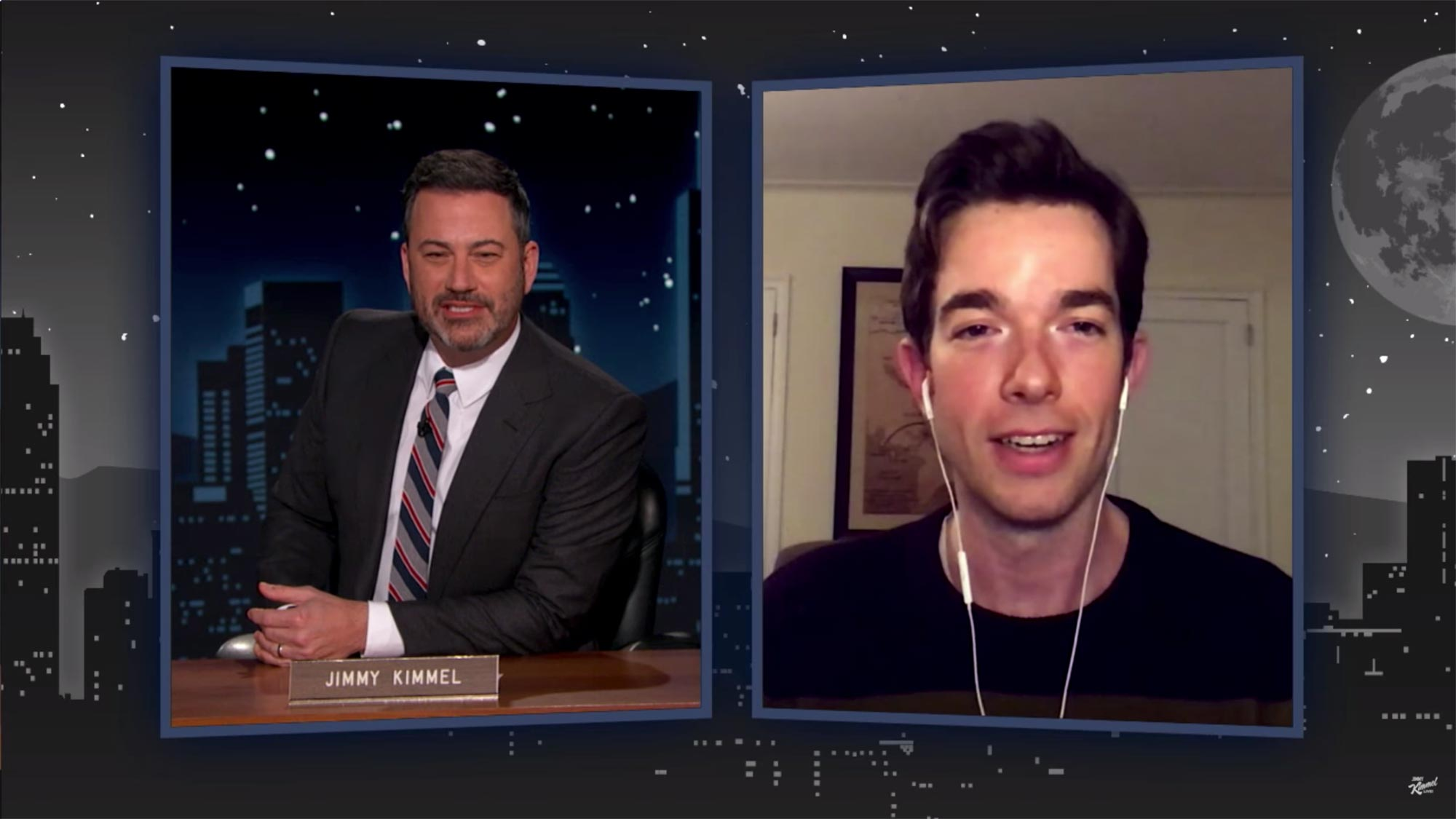 John Mulaney on Secret Service Investigation, SNL Joke Backlash & Writing for Seth Meyers