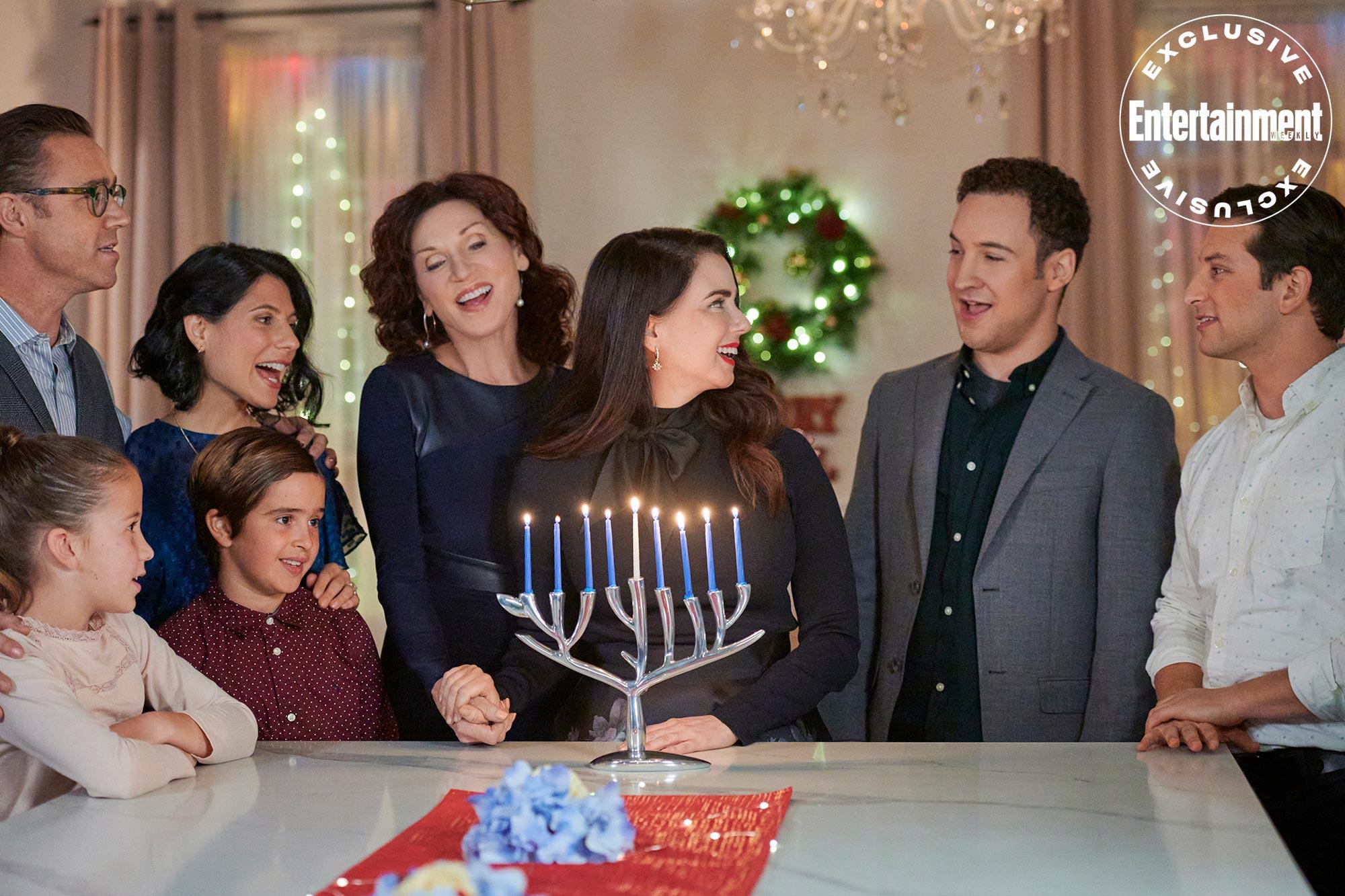 Love Lights Hanukkah