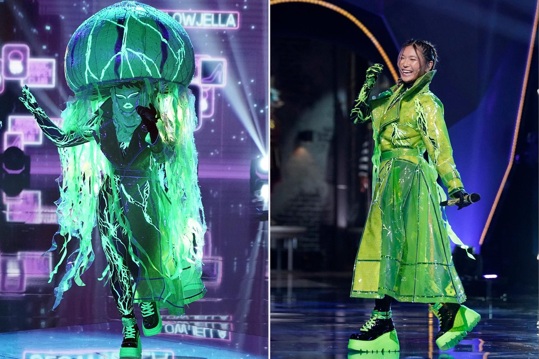 Jellyfish; Chloe Kim