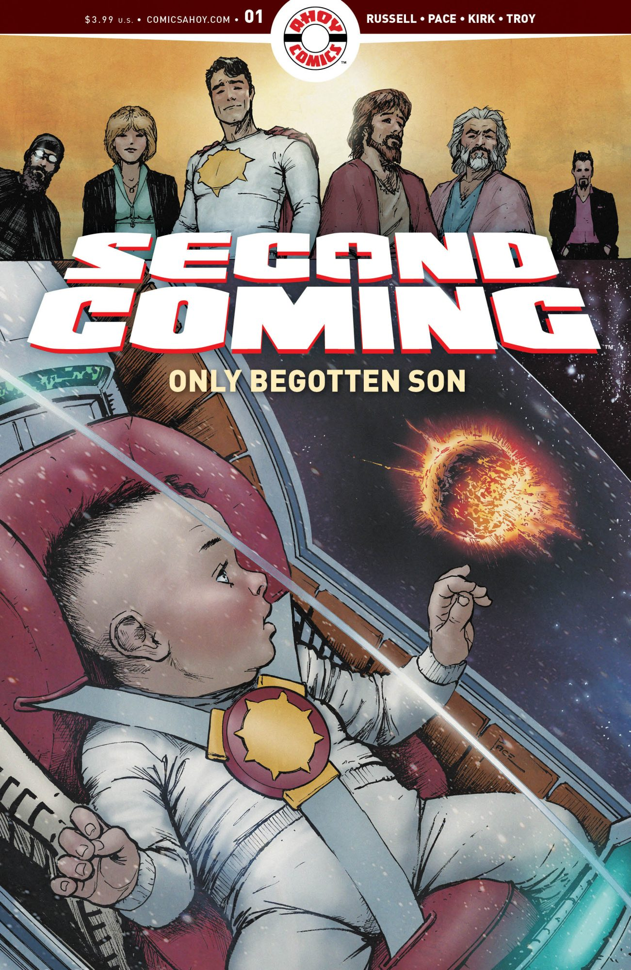 December Comics