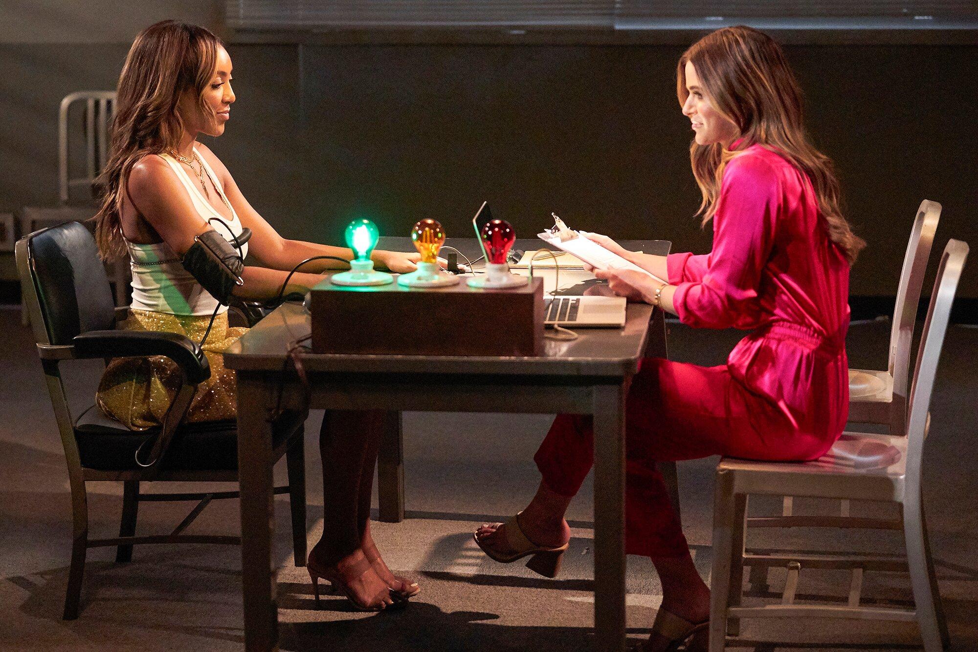 The Bachelorette season 16, episode 9 recap: To tell the truth | EW.com