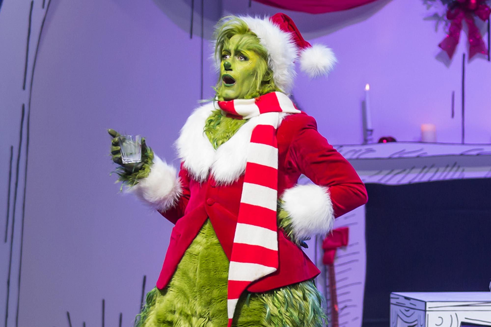 DR. SUESS' THE GRINCH MUSICAL