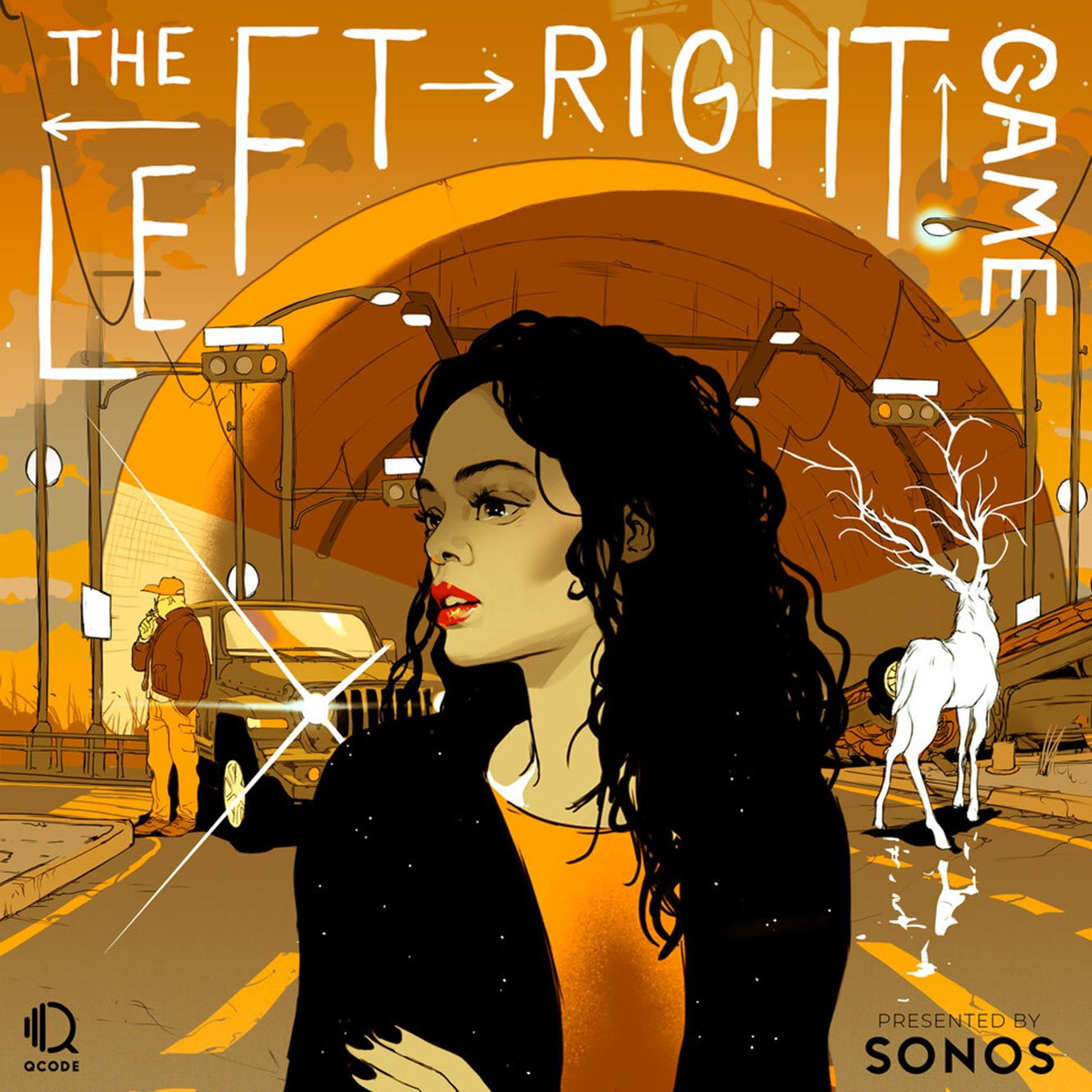 The Left-Right Game