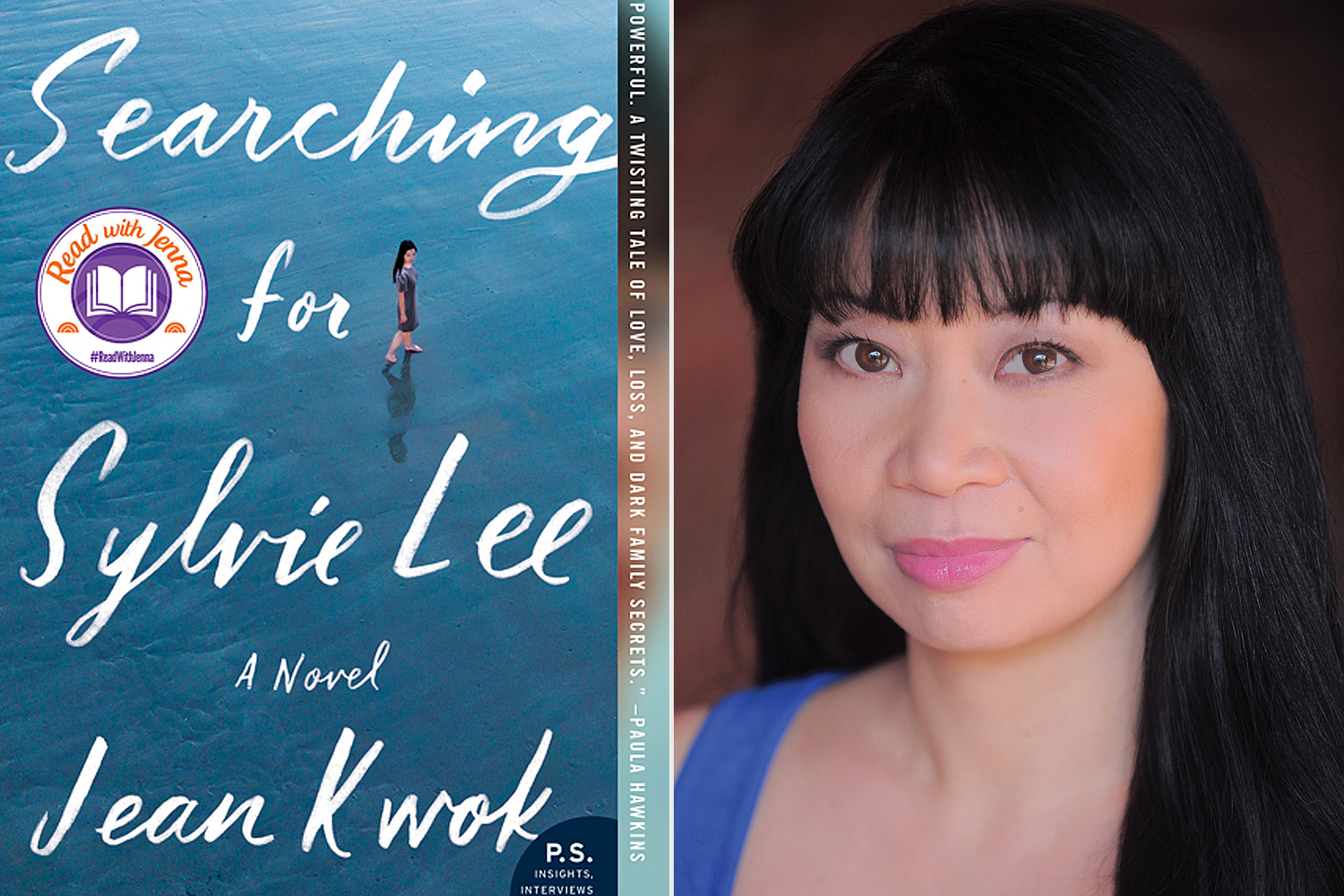 Searching for Sylvie Lee; Jean Kwok