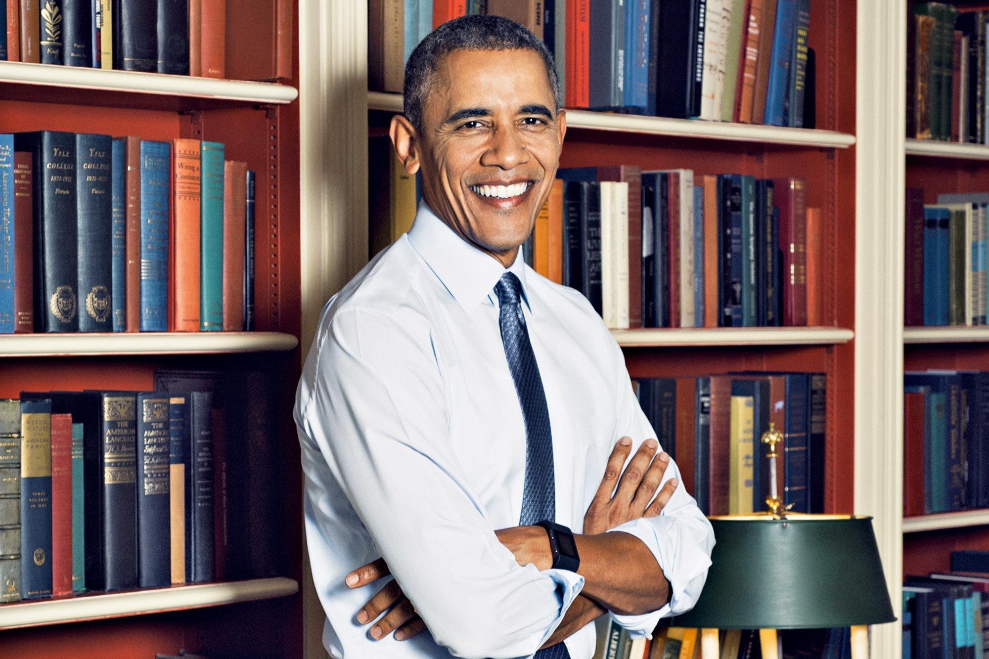 Barack Obama on writing his memoir A Promised Land | EW.com