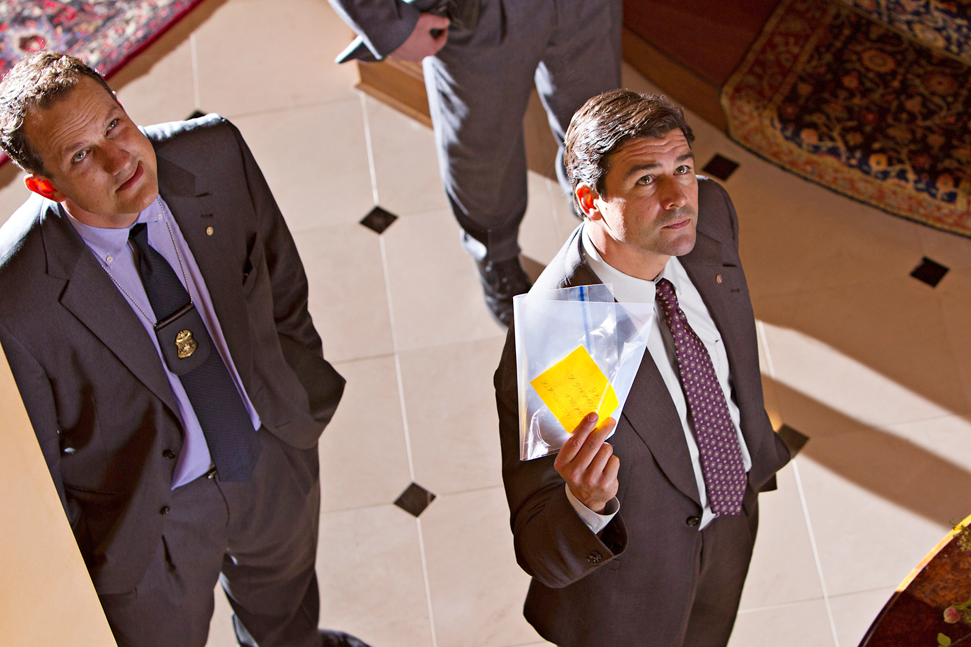 Kyle Chandler Role Call