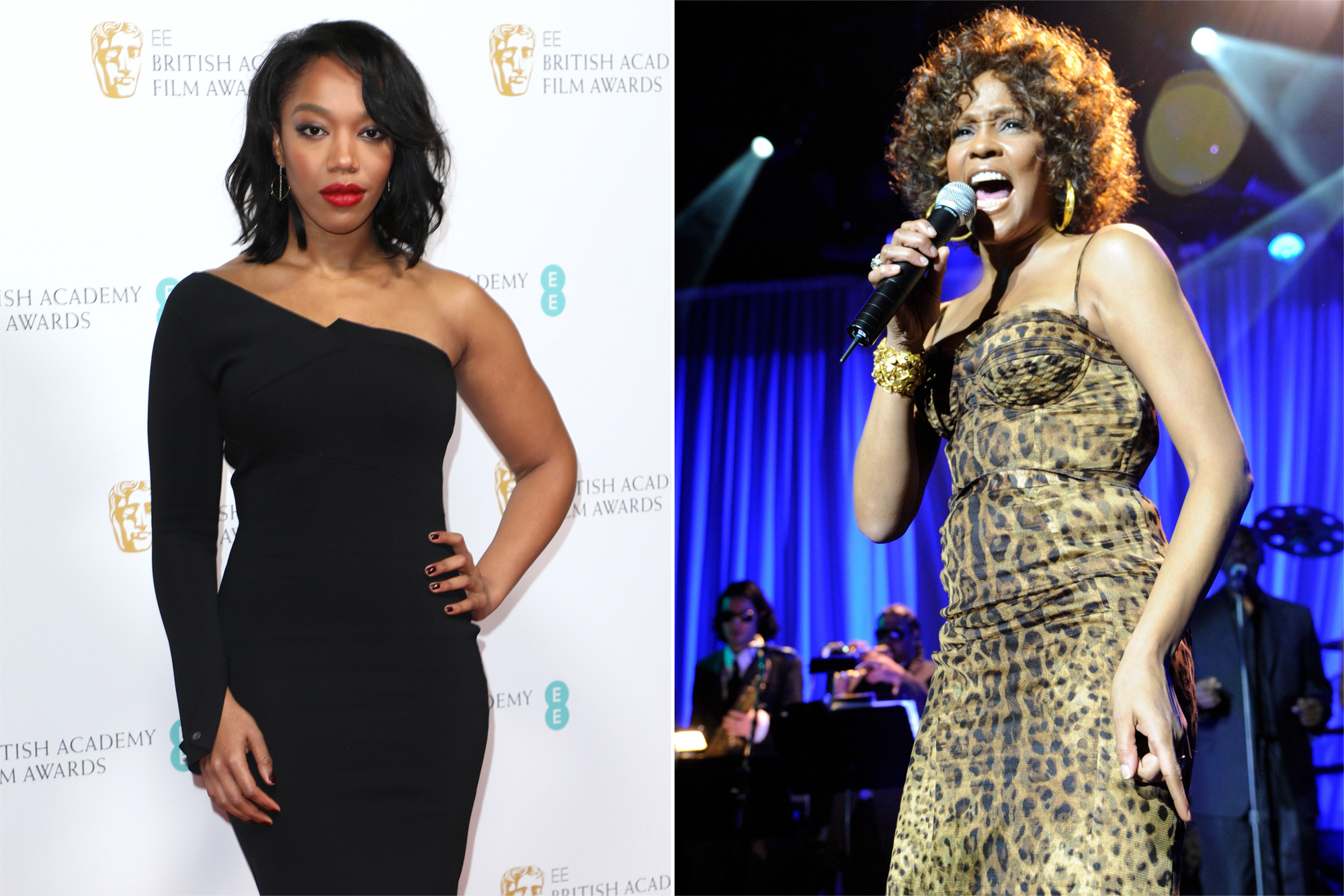 Naomi Ackie, Whitney Houston