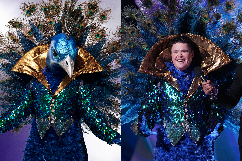 Peacock; Donny Osmond